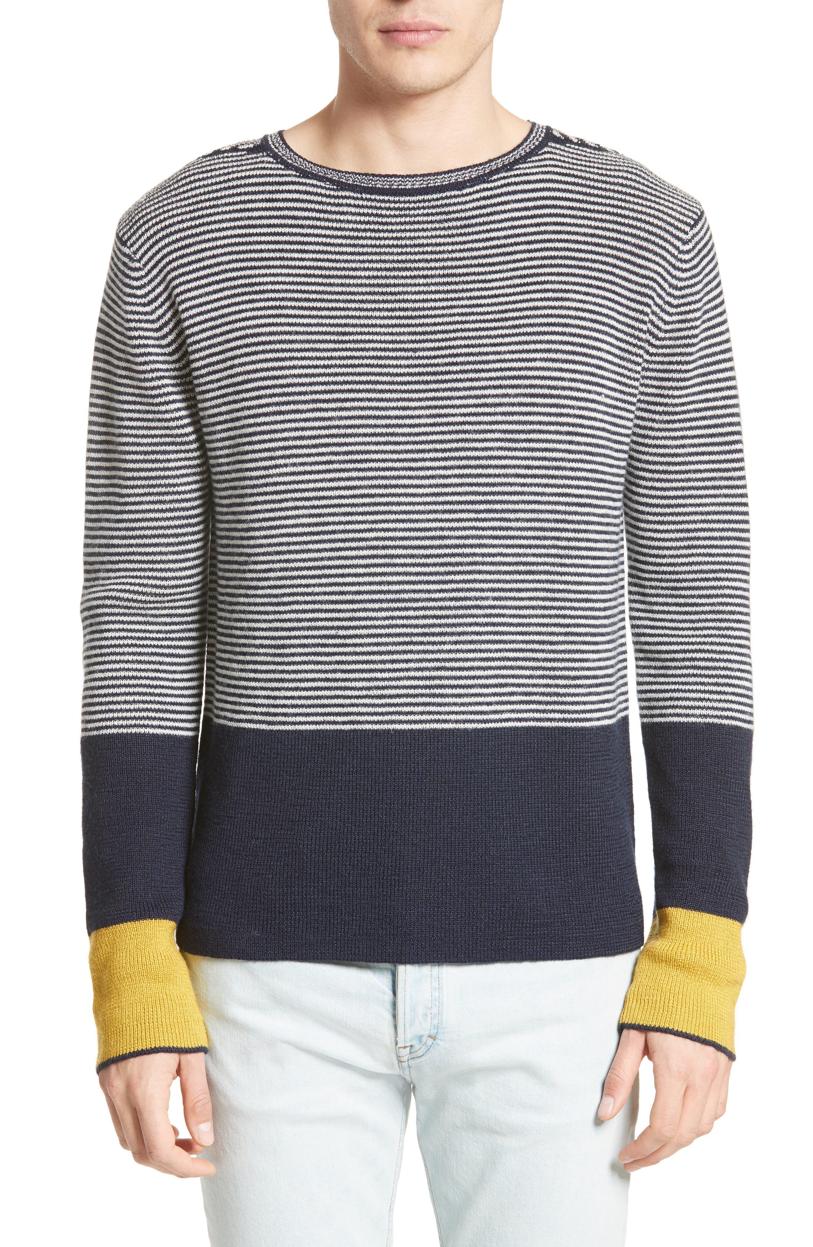 ACNE Studios Noah Colorblock Sweater