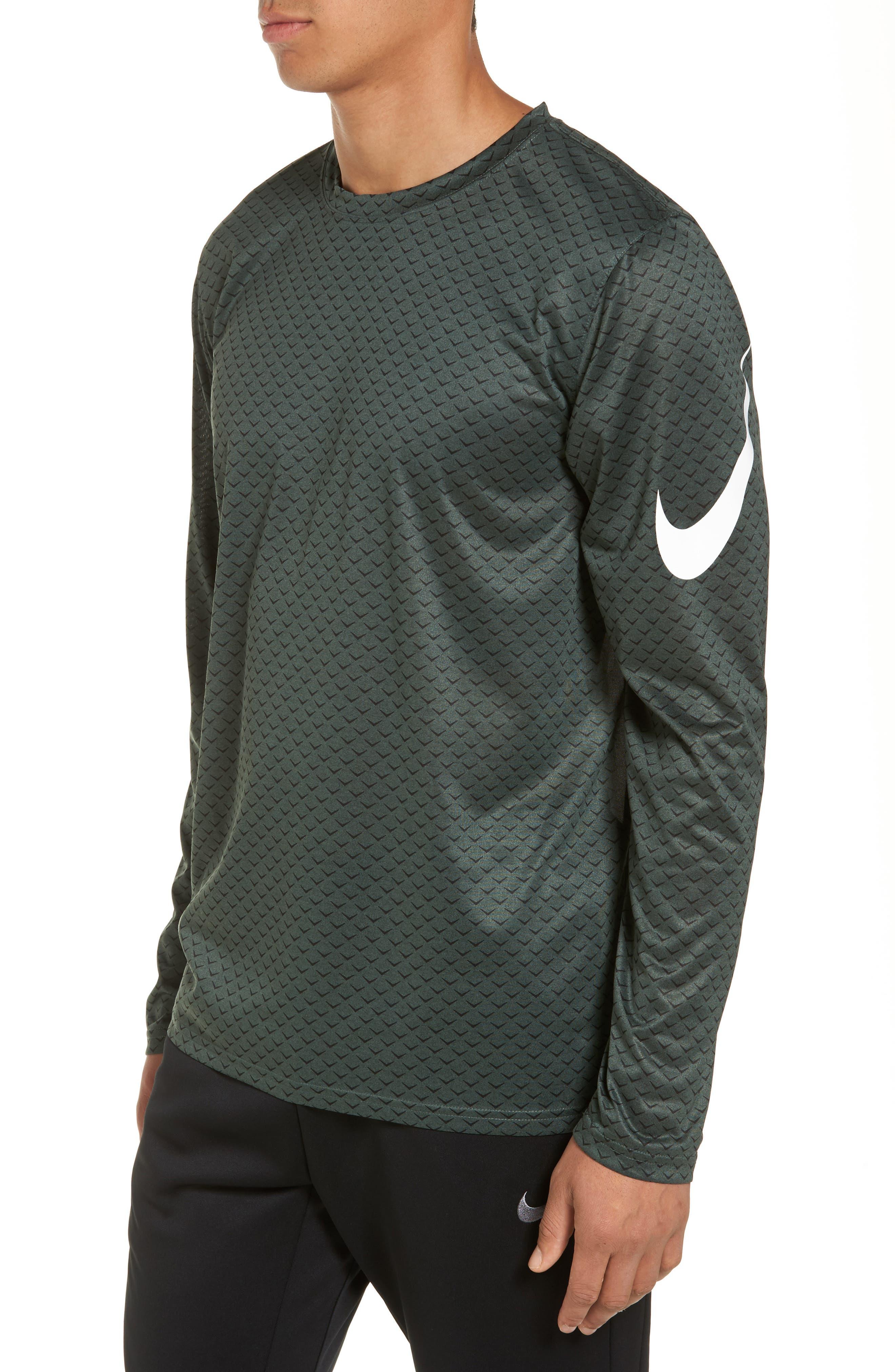 Alternate Image 3  - Nike Dry Legend Training T-Shirt