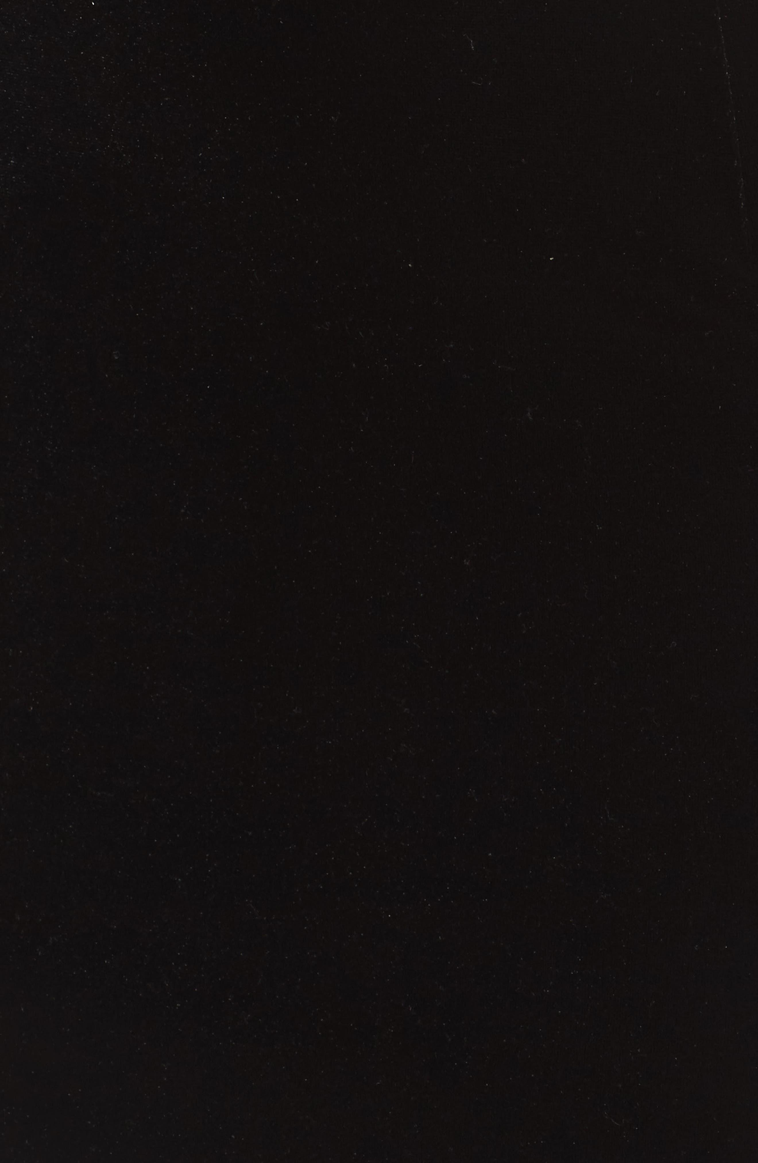 Alternate Image 5  - Bardot Velvet Bustier Dress