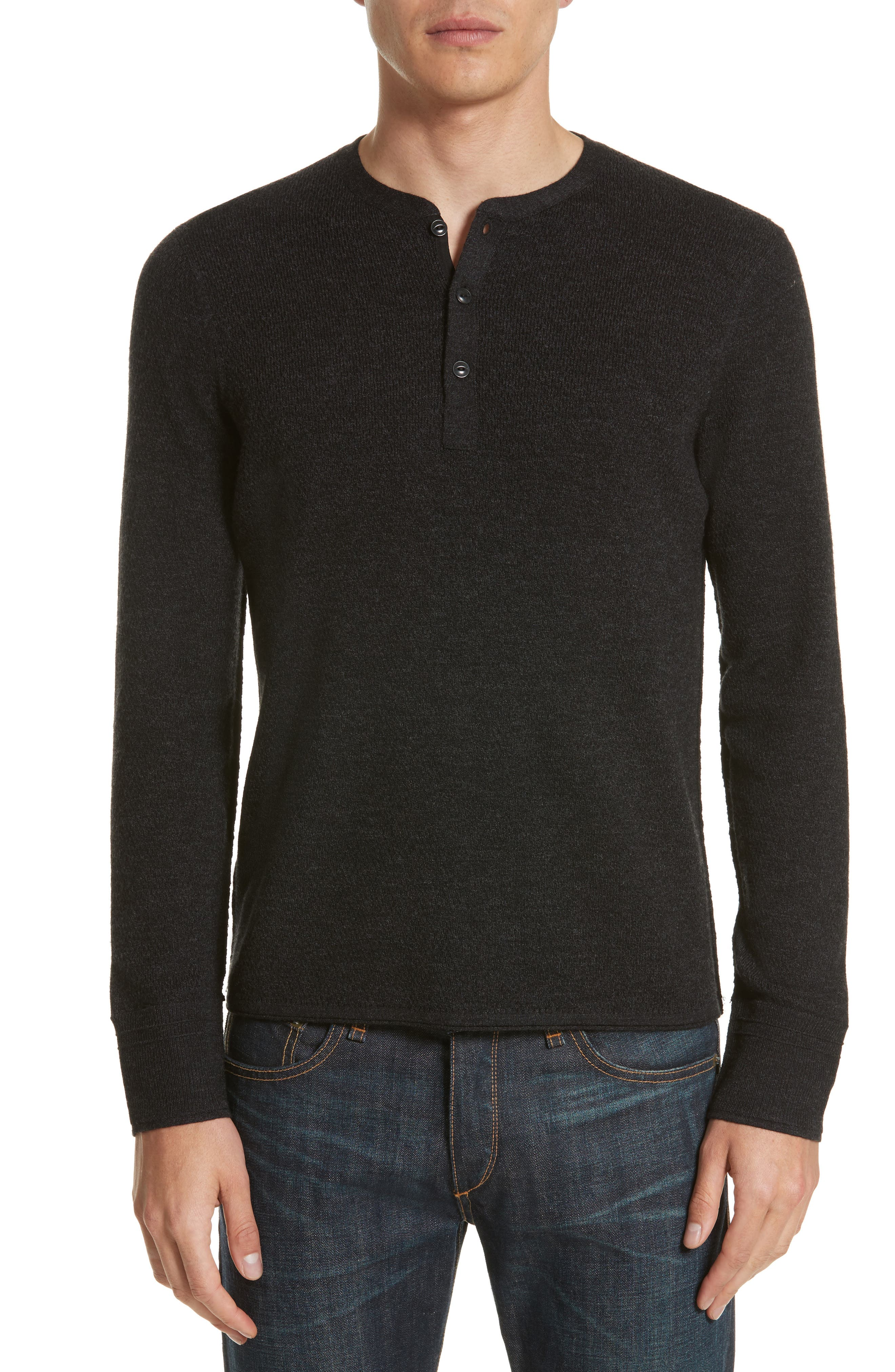 rag & bone Tripp Henley Sweater