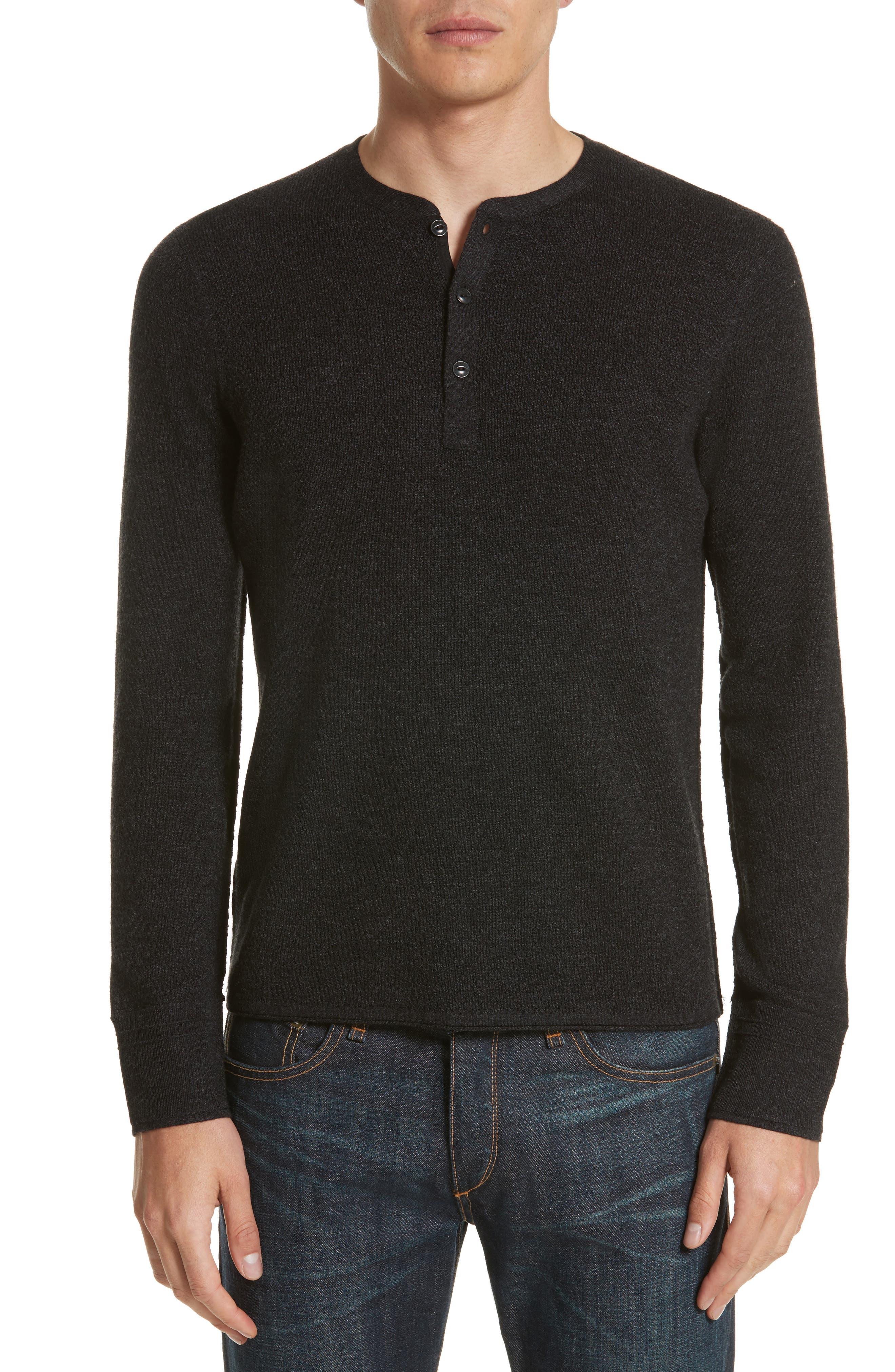 rag & bone Tripp Henley Sweater