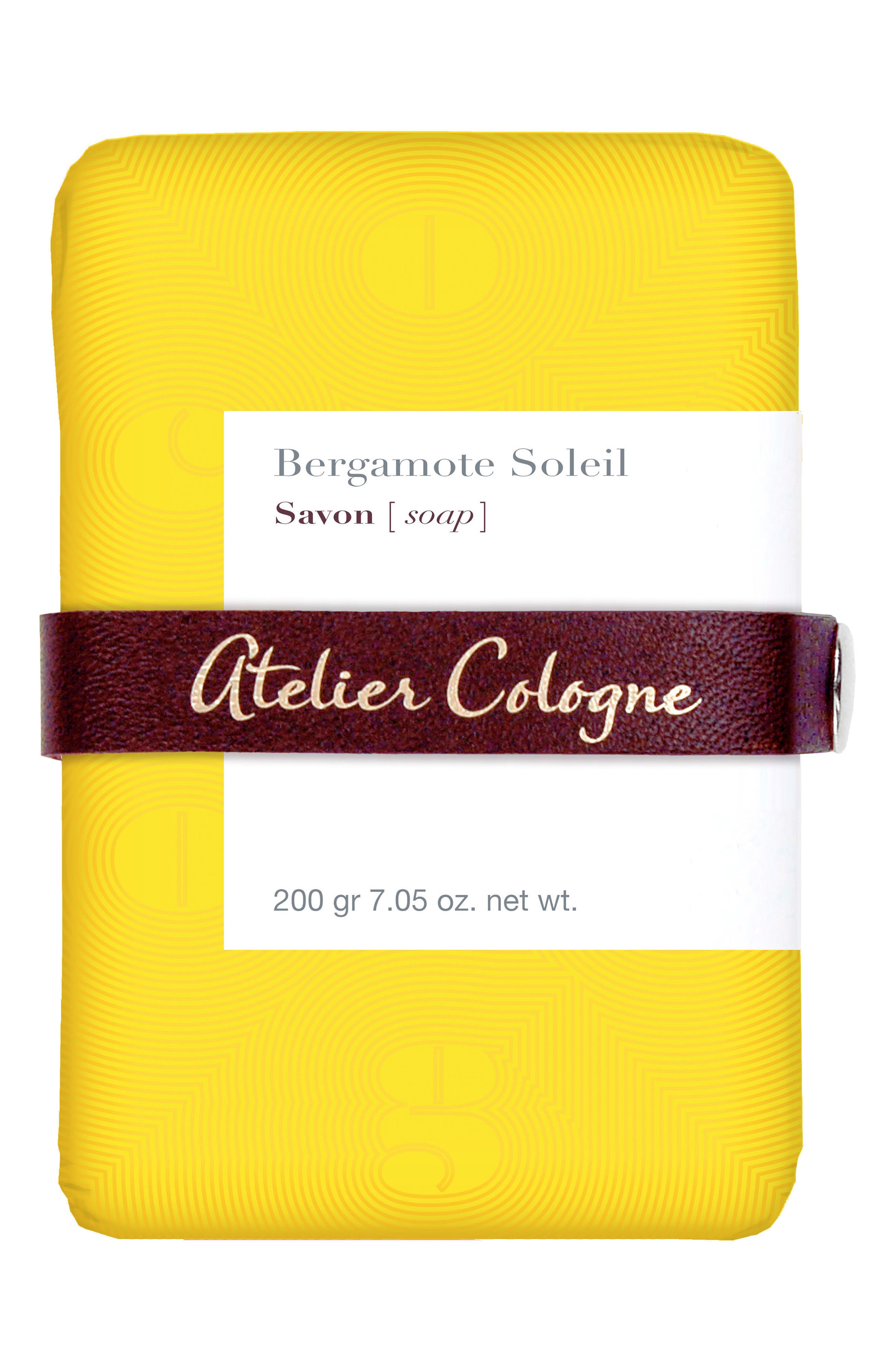 Alternate Image 1 Selected - Atelier Cologne Bergamote Soleil Soap