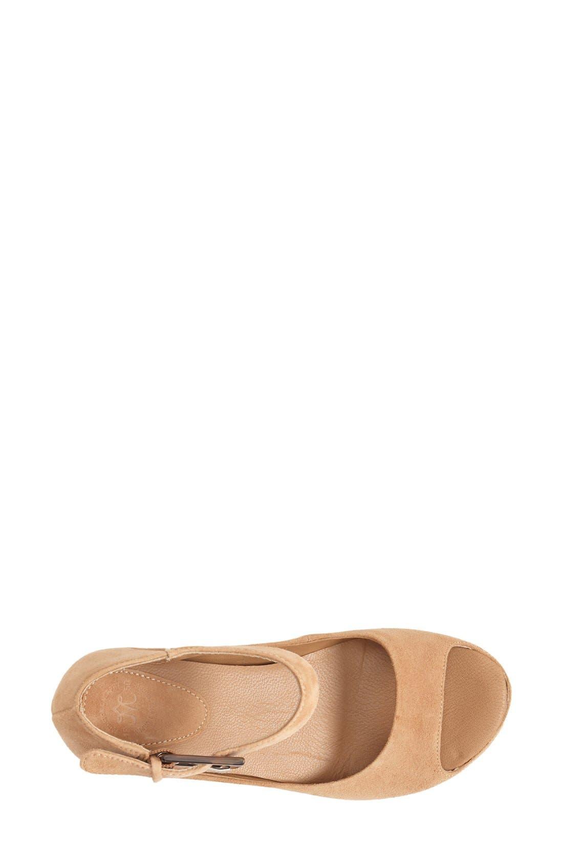 Alternate Image 3  - Johnston & Murphy 'Tricia' Ankle Strap Sandal