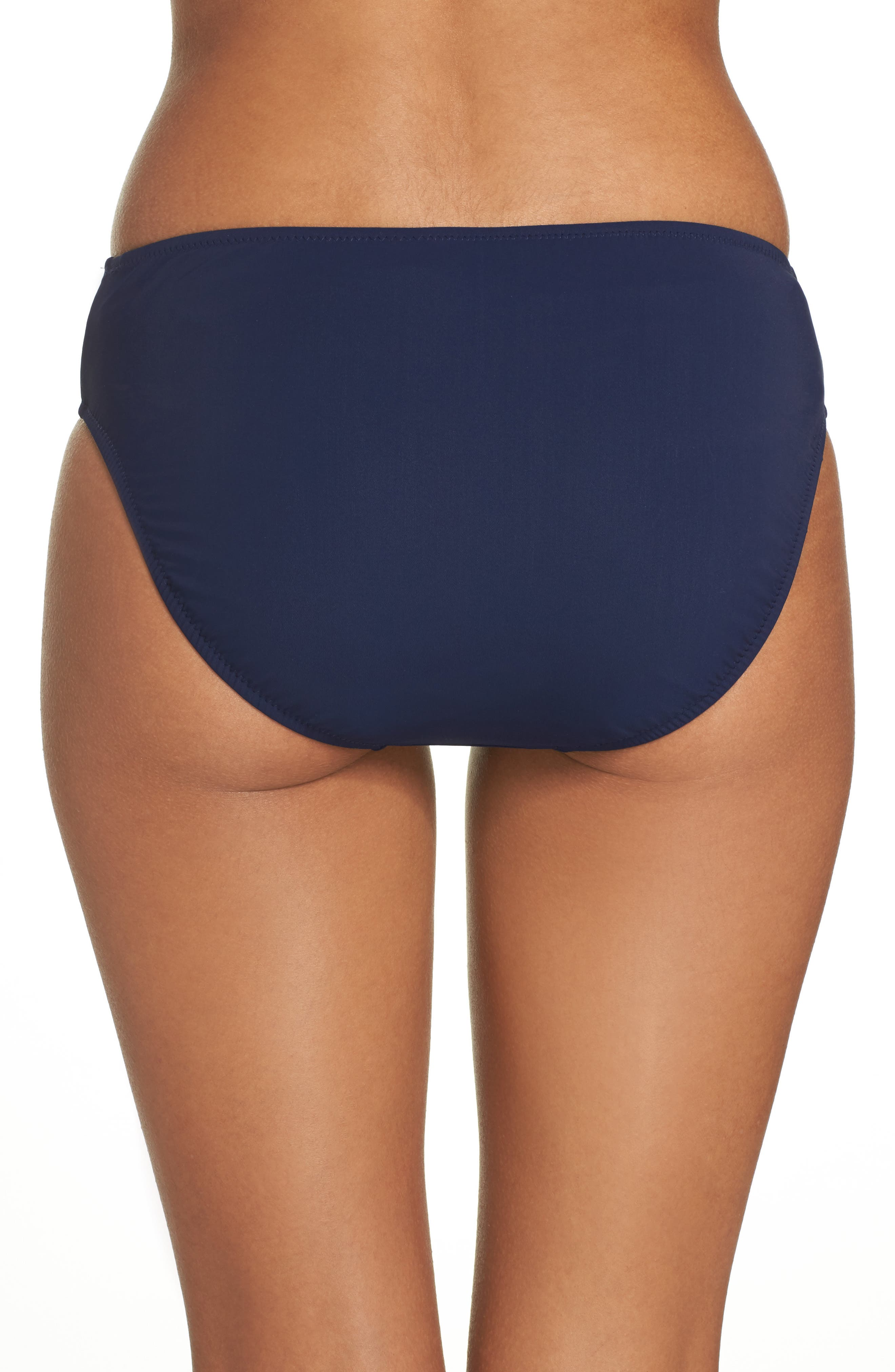 Alternate Image 2  - Profile by Gottex Hipster Bikini Bottoms