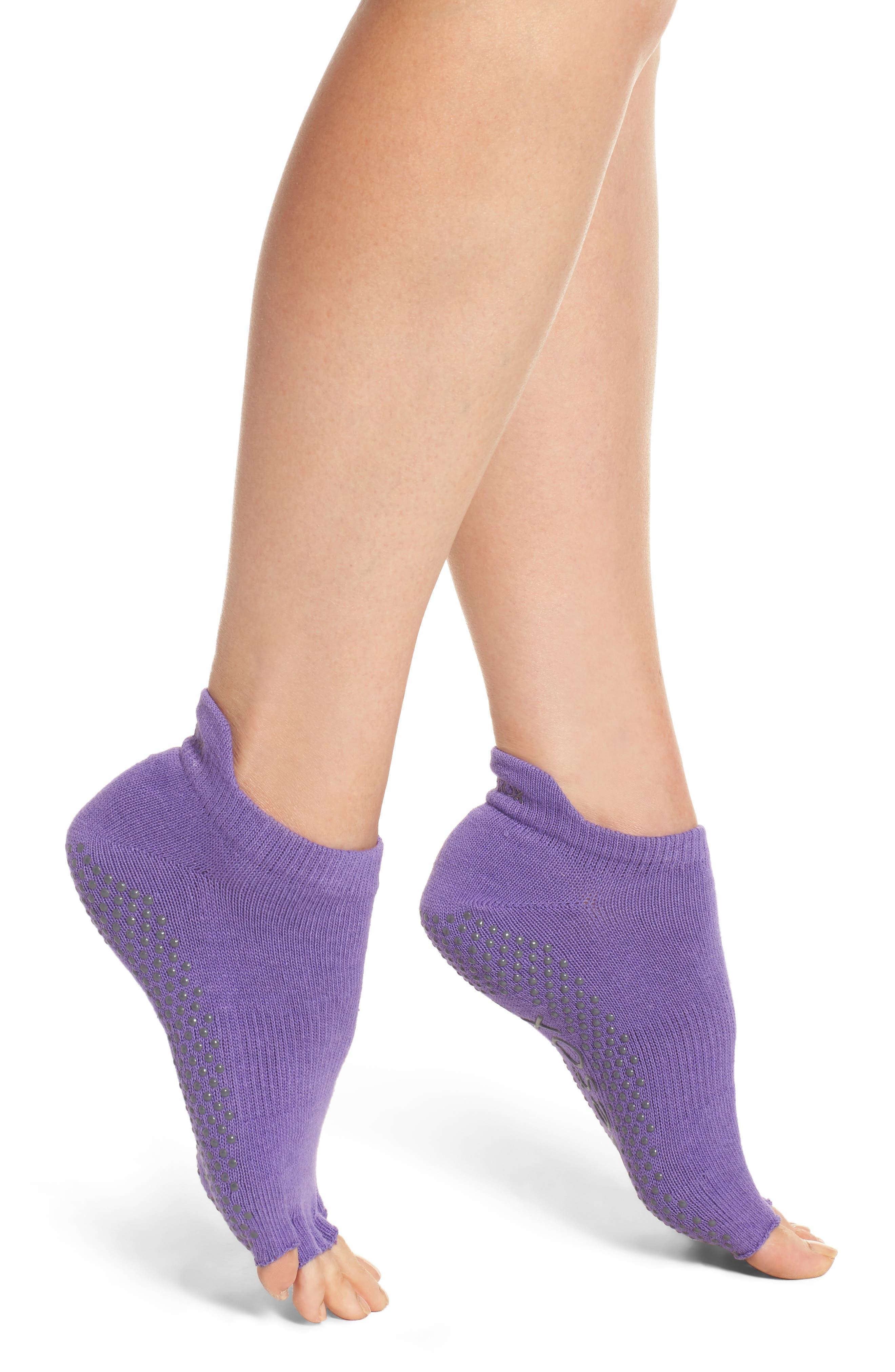 TOESOX Half Toe Gripper Socks