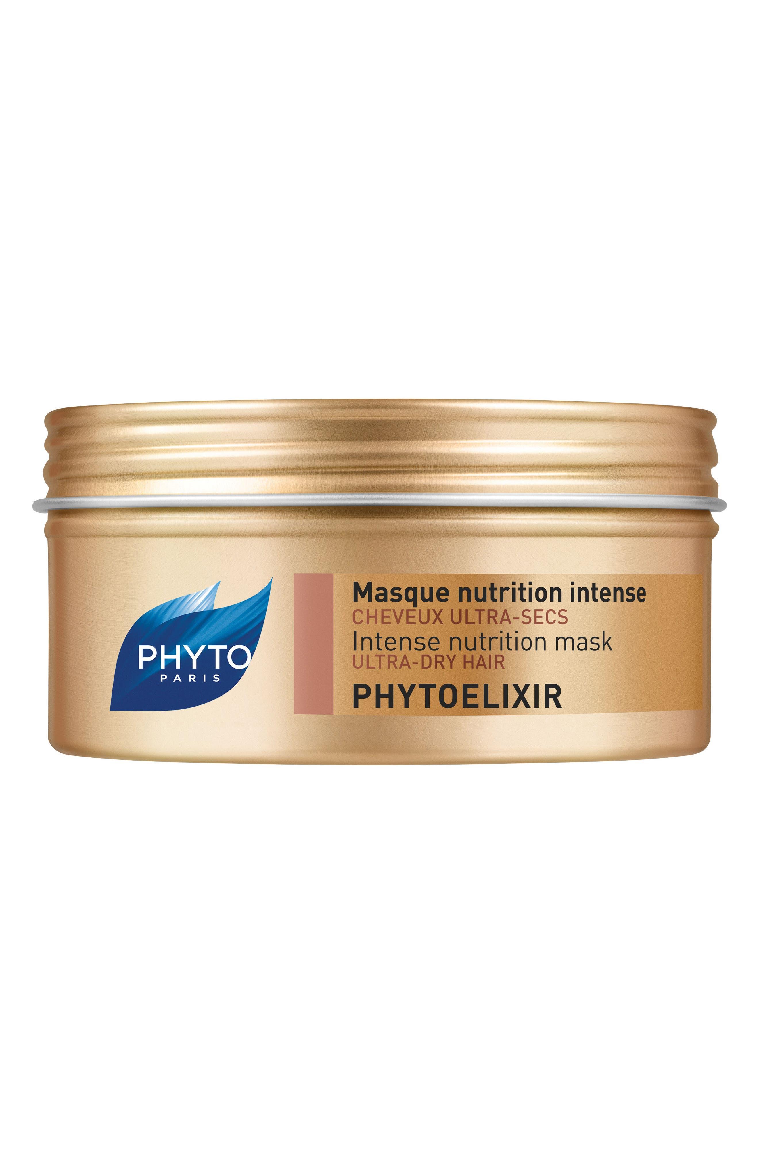 Phytoelixir Intense Nutrition Mask,                             Main thumbnail 1, color,                             No Color