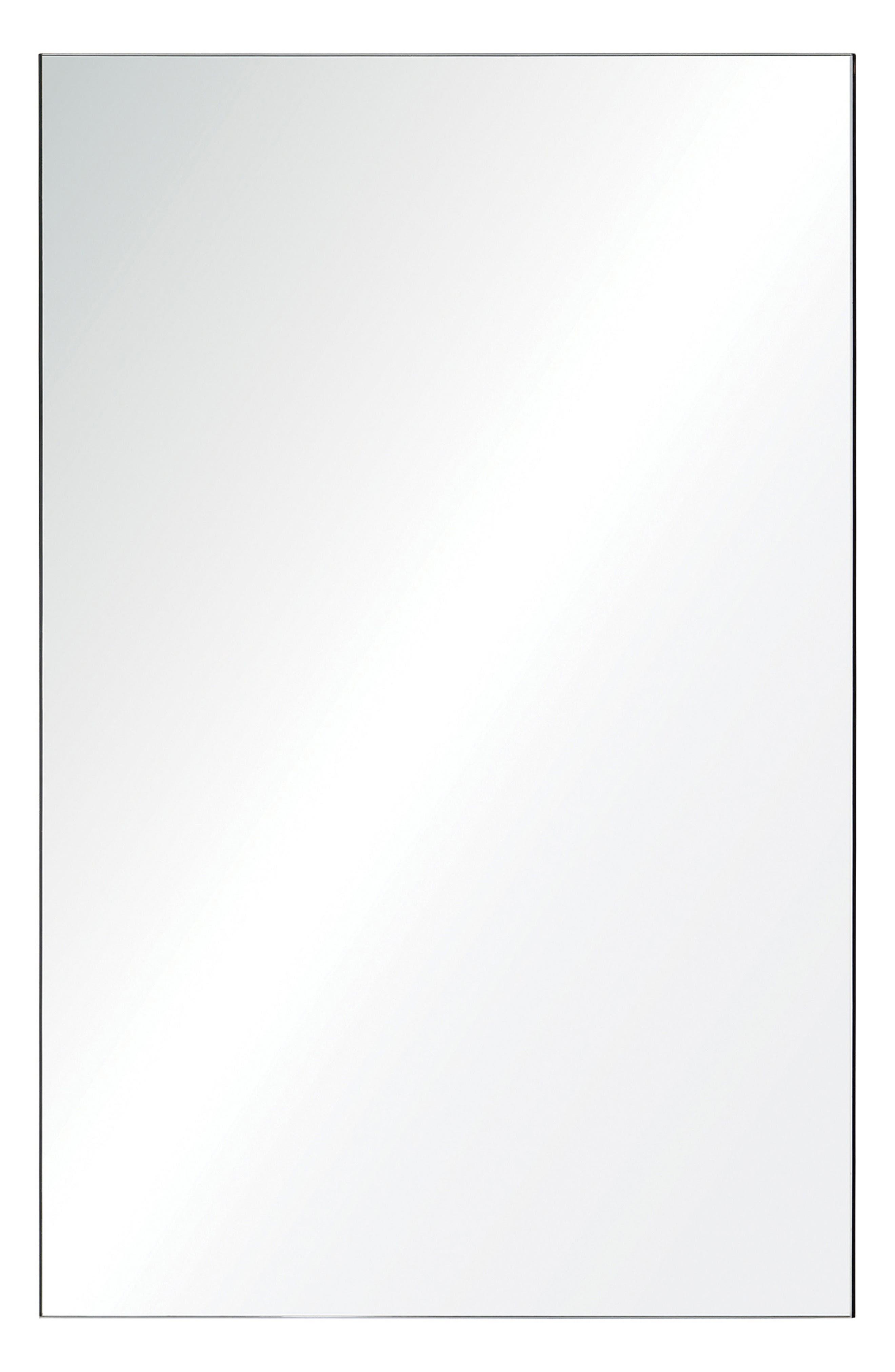 Leiria Mirror,                             Main thumbnail 1, color,                             Clear