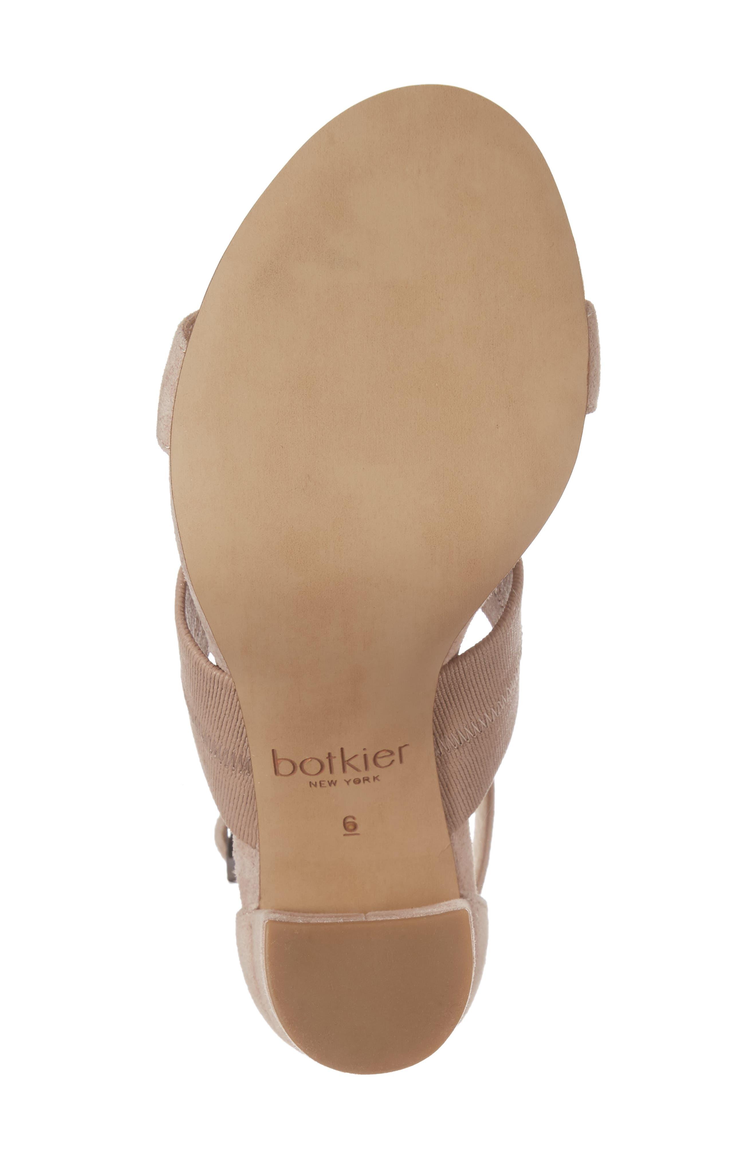 Alternate Image 6  - Botkier Gisella Ankle Strap Sandal (Women)
