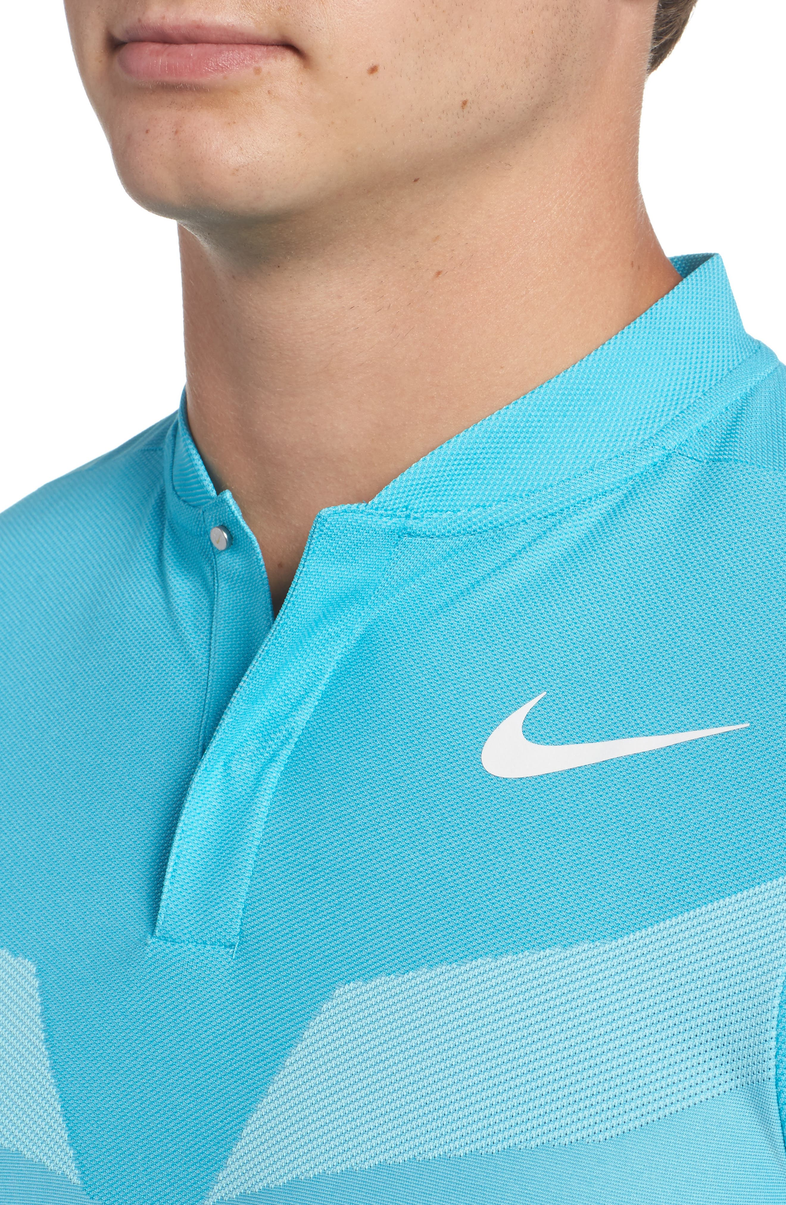 Alternate Image 4  - Nike Golf Polo