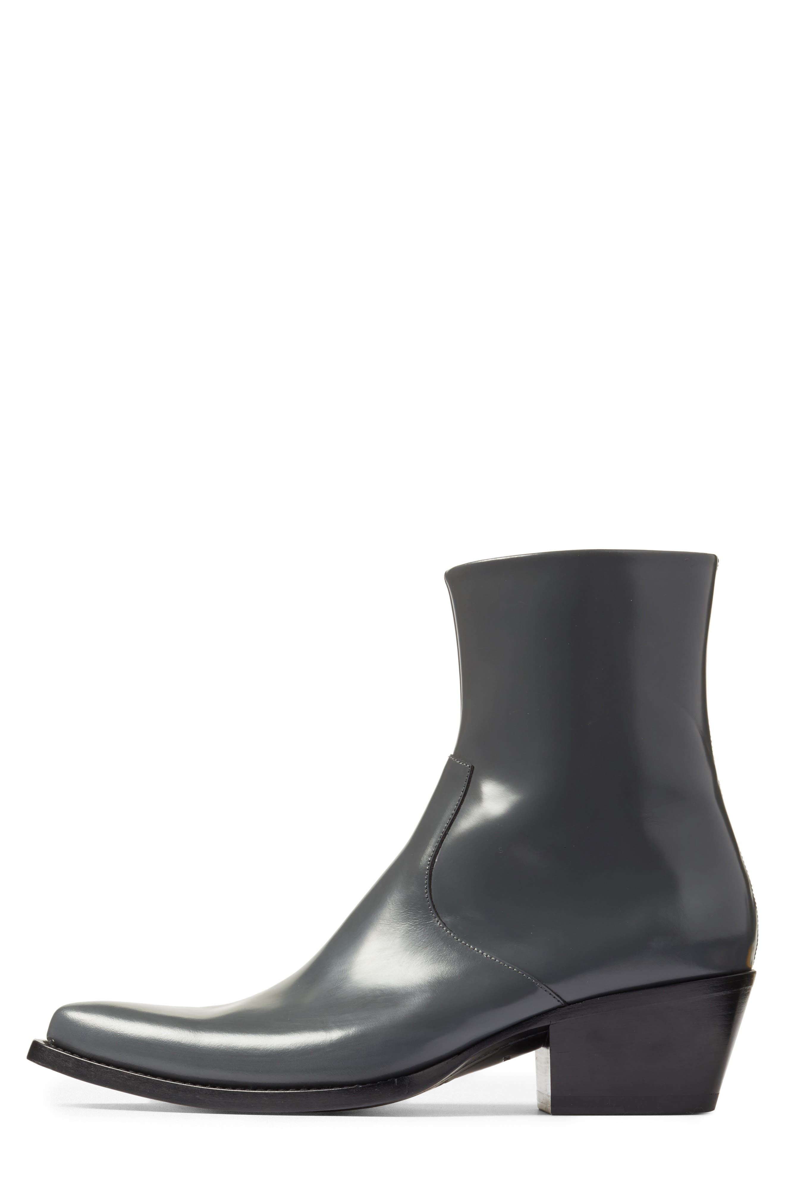 Tex Boot,                             Alternate thumbnail 3, color,                             Anthracite Leather
