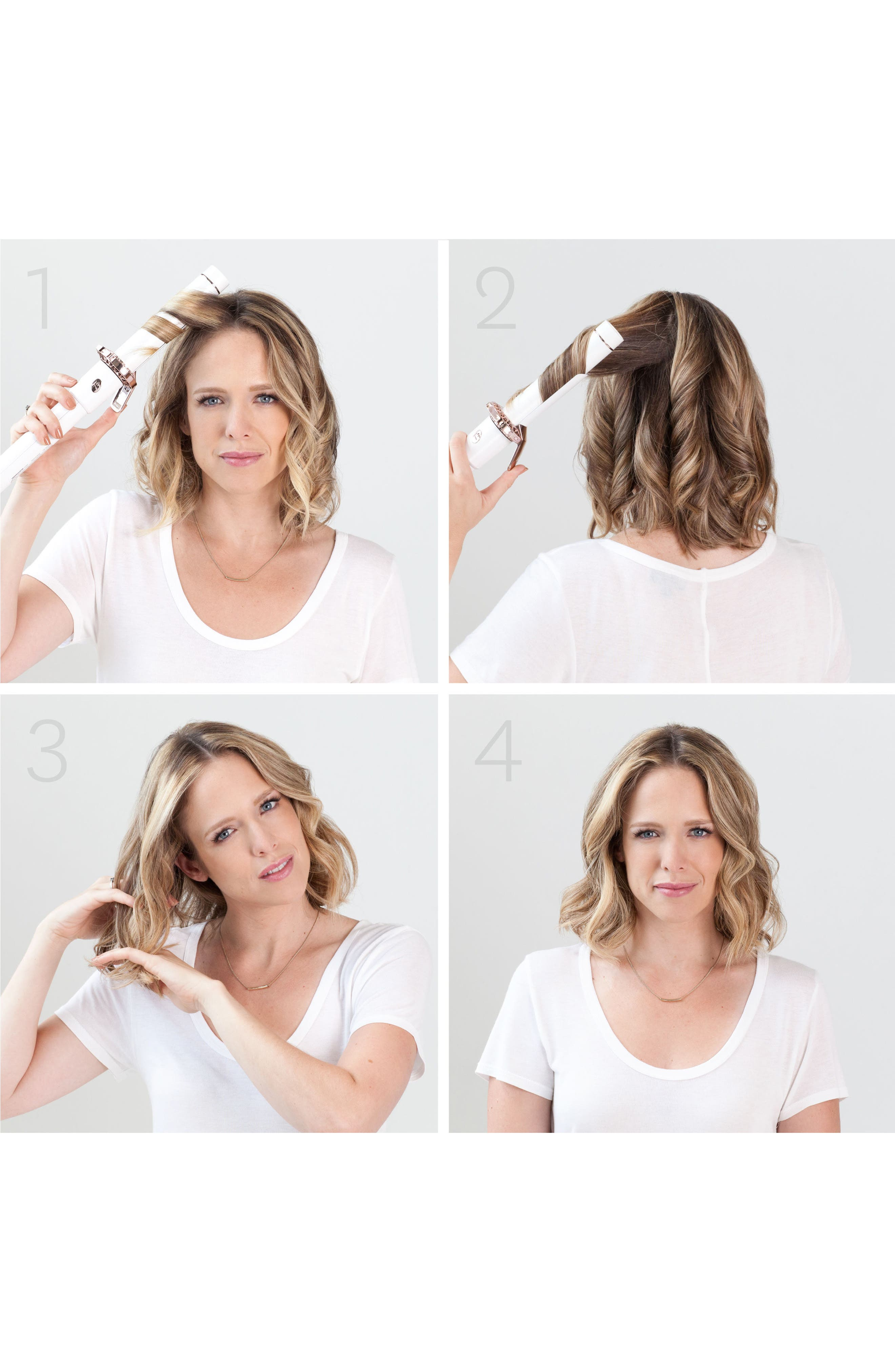 Alternate Image 3  - T3 Twirl 360 Motion-Sensing Auto-Rotating Curling Iron (1.25 inch)