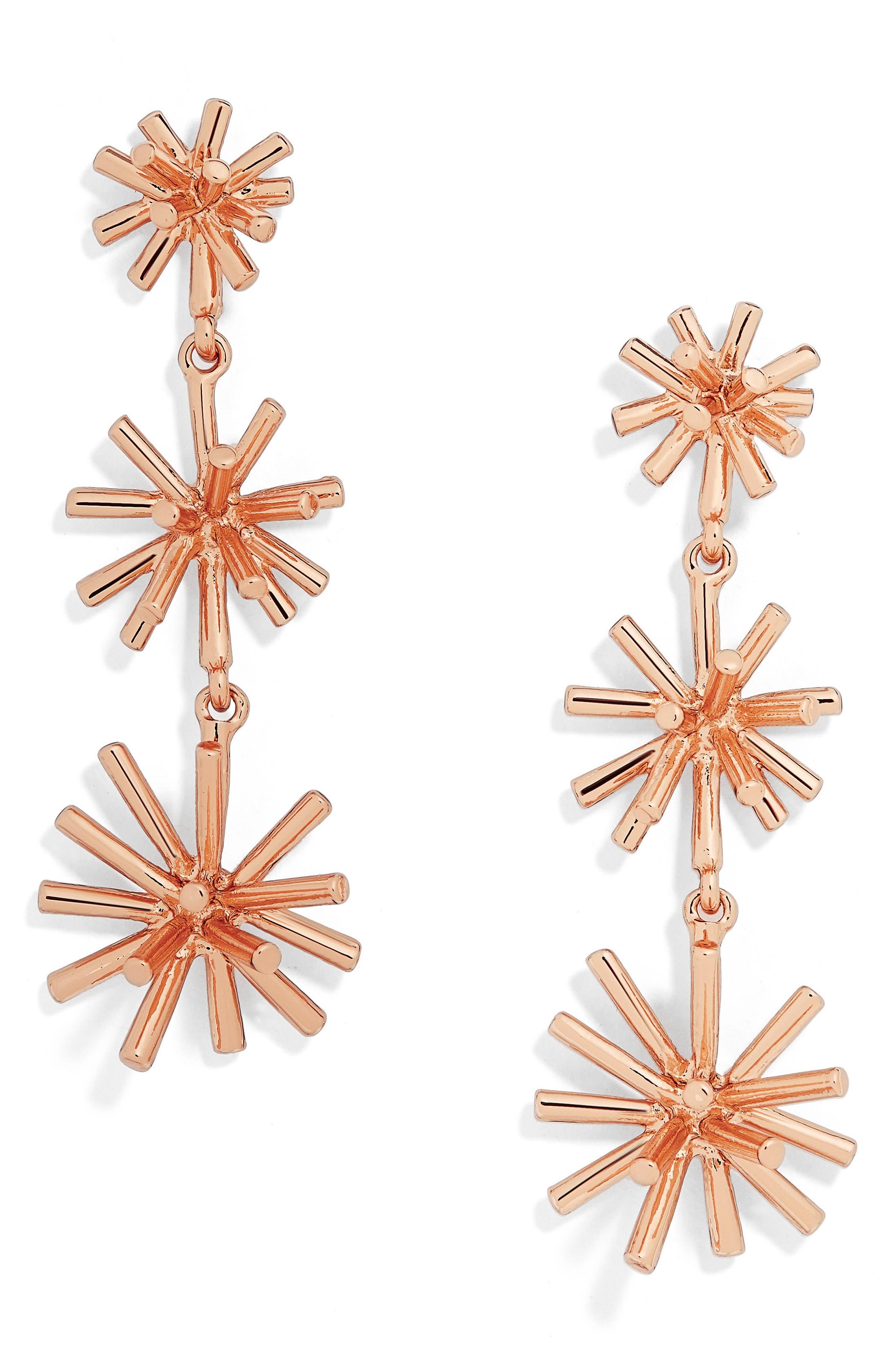 BaubleBar Morningstar Drop Earrings