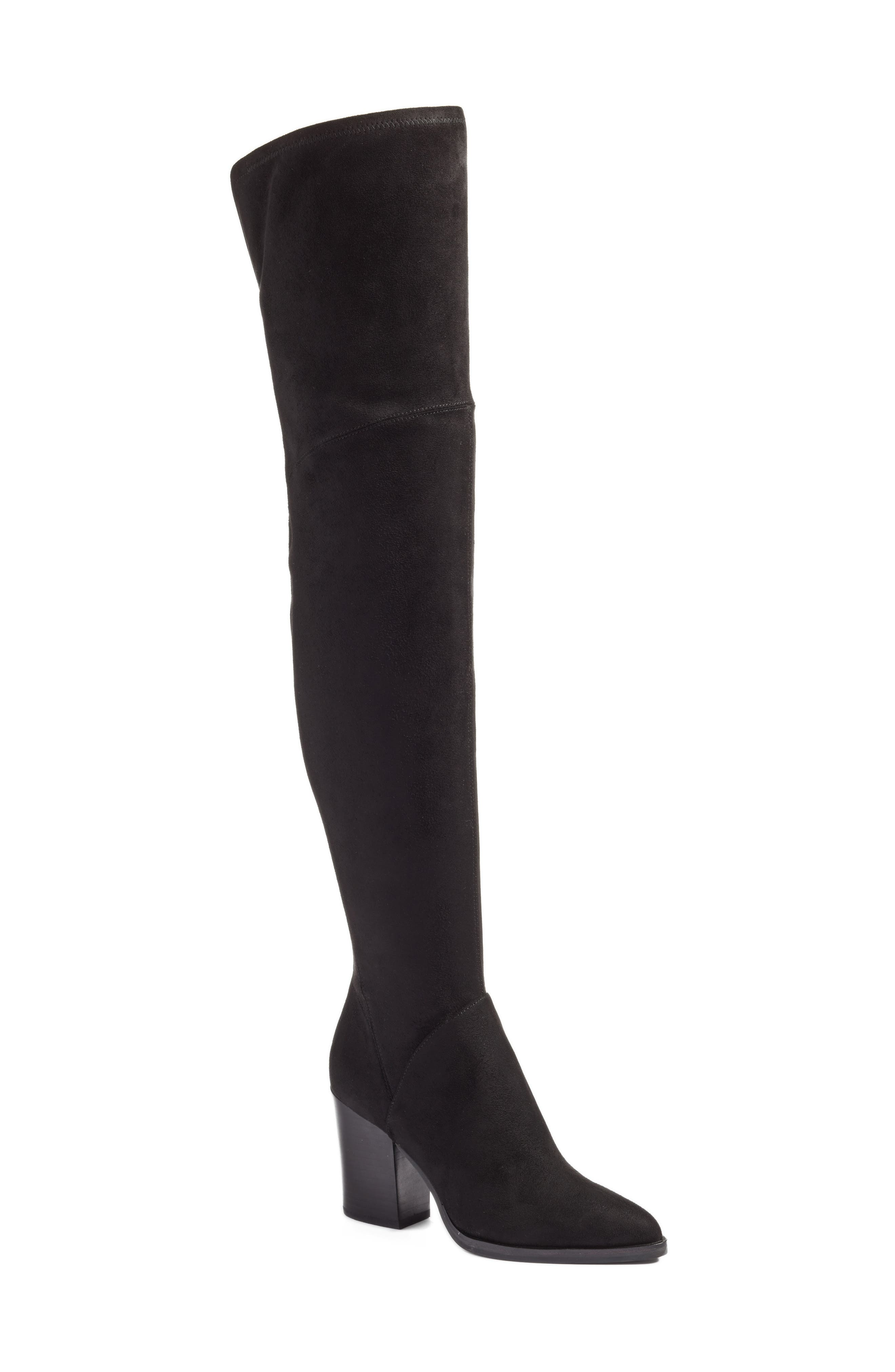 Main Image - Marc Fisher LTD Arrine Over the Knee Boot (Women)