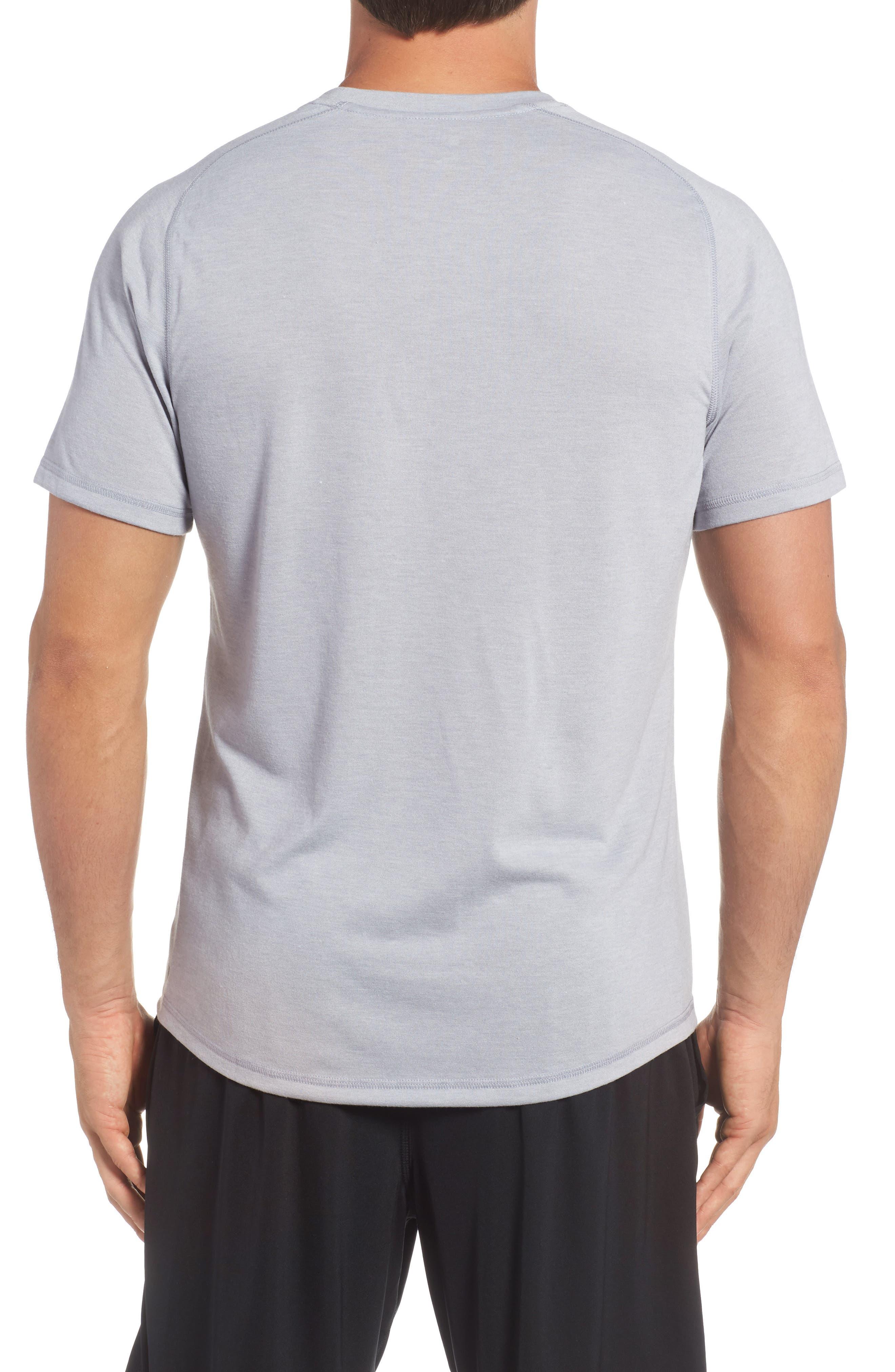 Alternate Image 2  - Zella Celsian Training T-Shirt