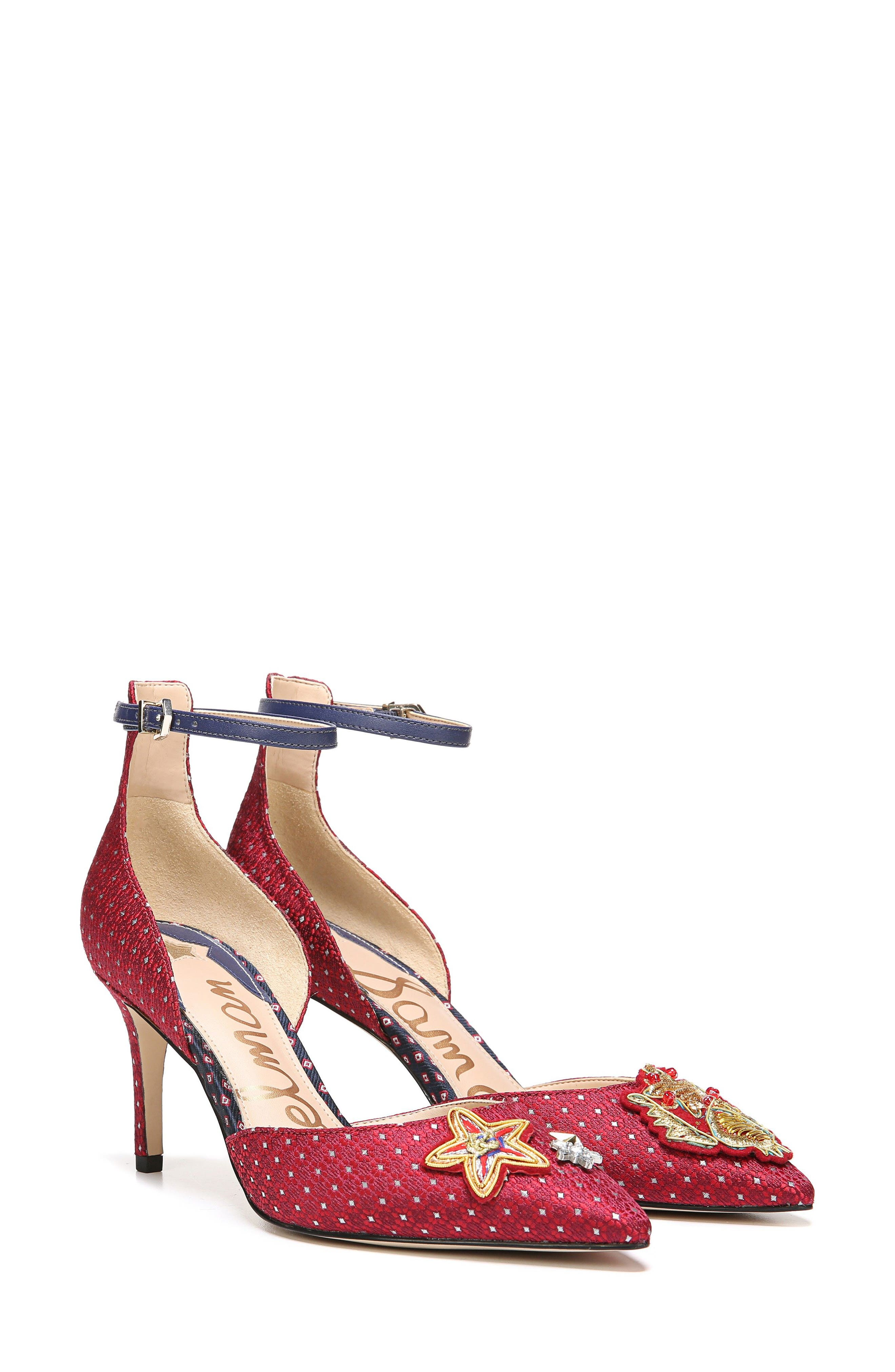 Alternate Image 2  - Sam Edelman Tabby Embellished Pump (Women)