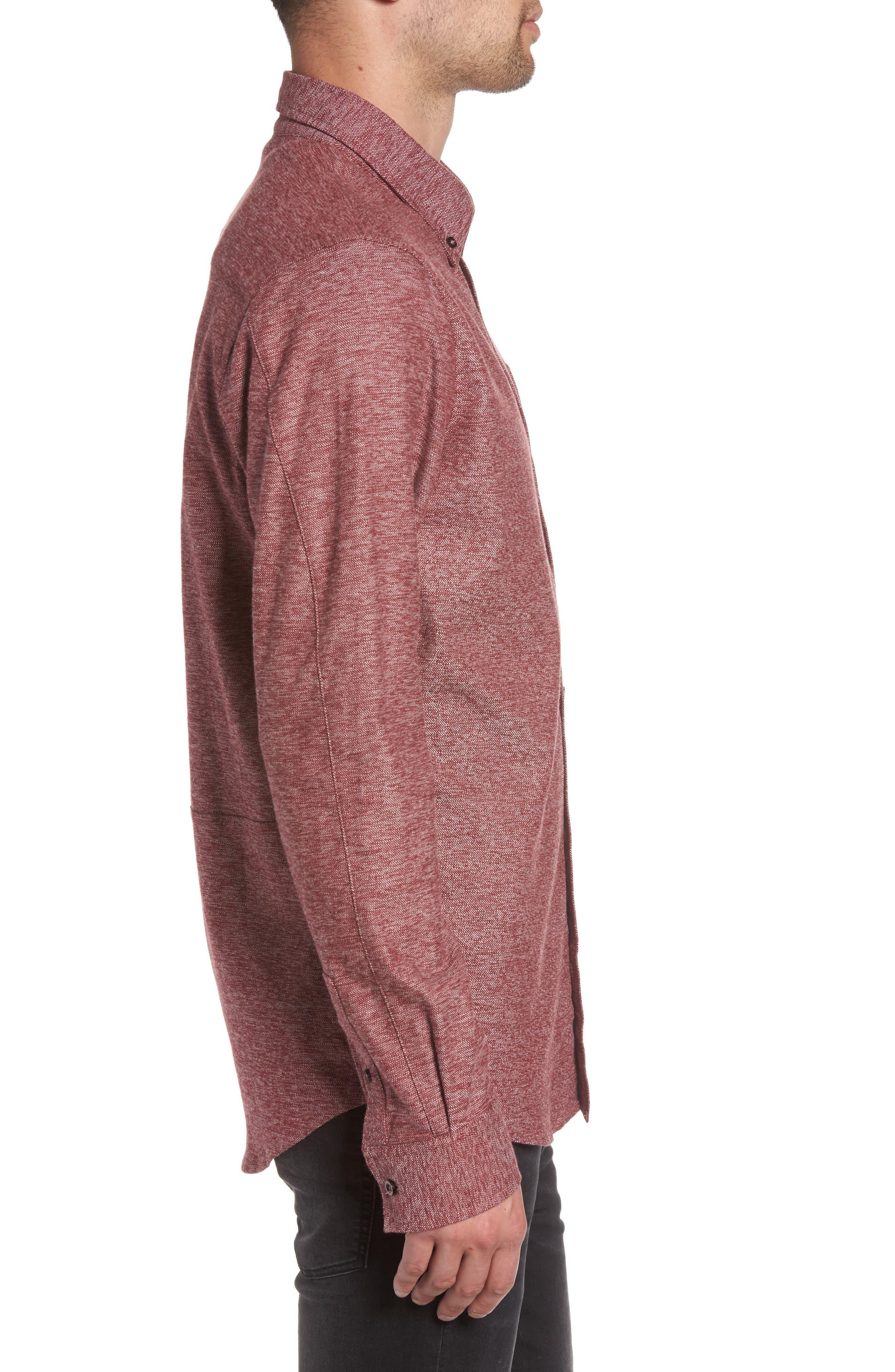 Alternate Image 3  - Nike SB Holgate Flex Shirt