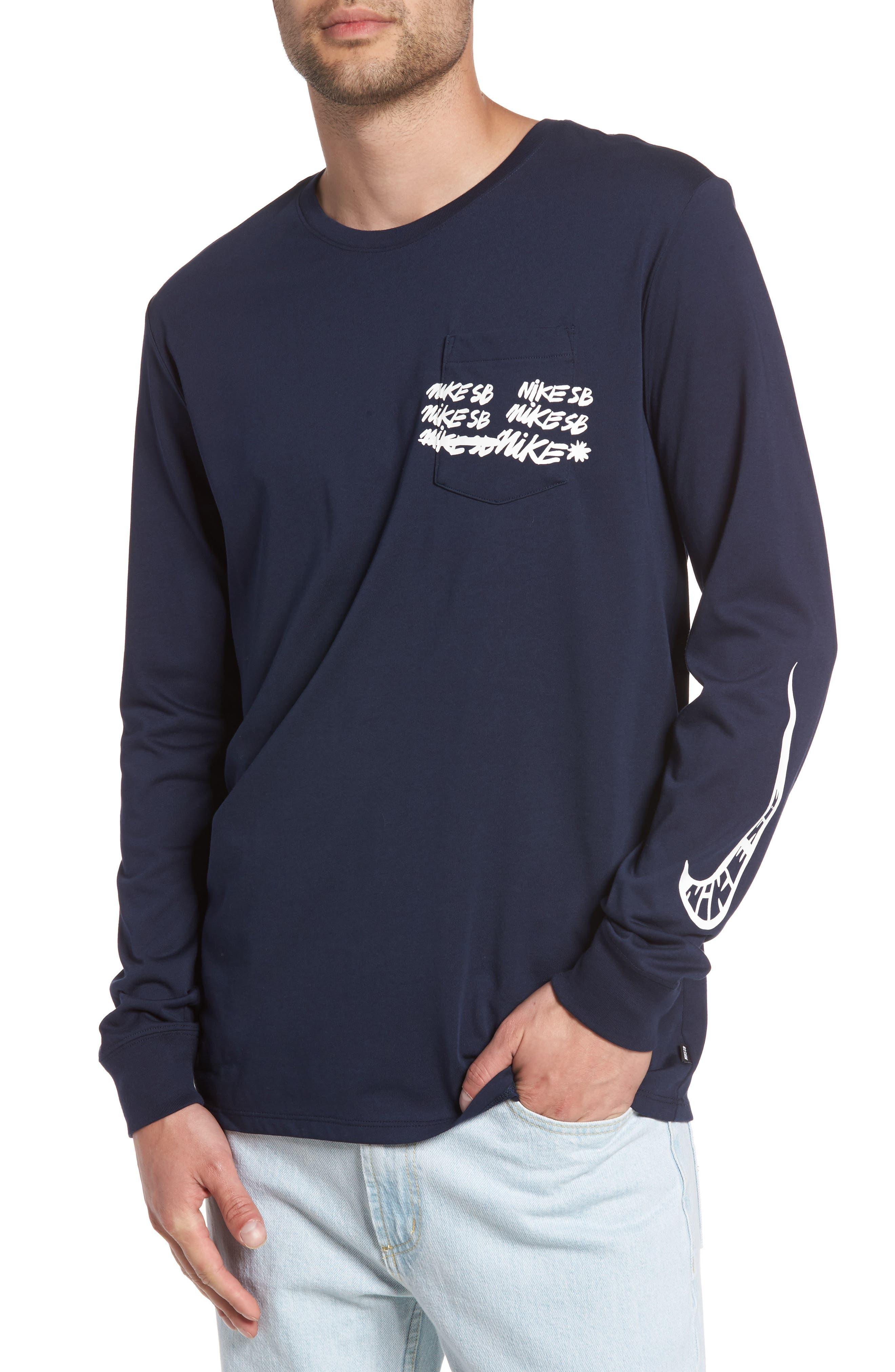 Main Image - Nike SB Dry T-Shirt