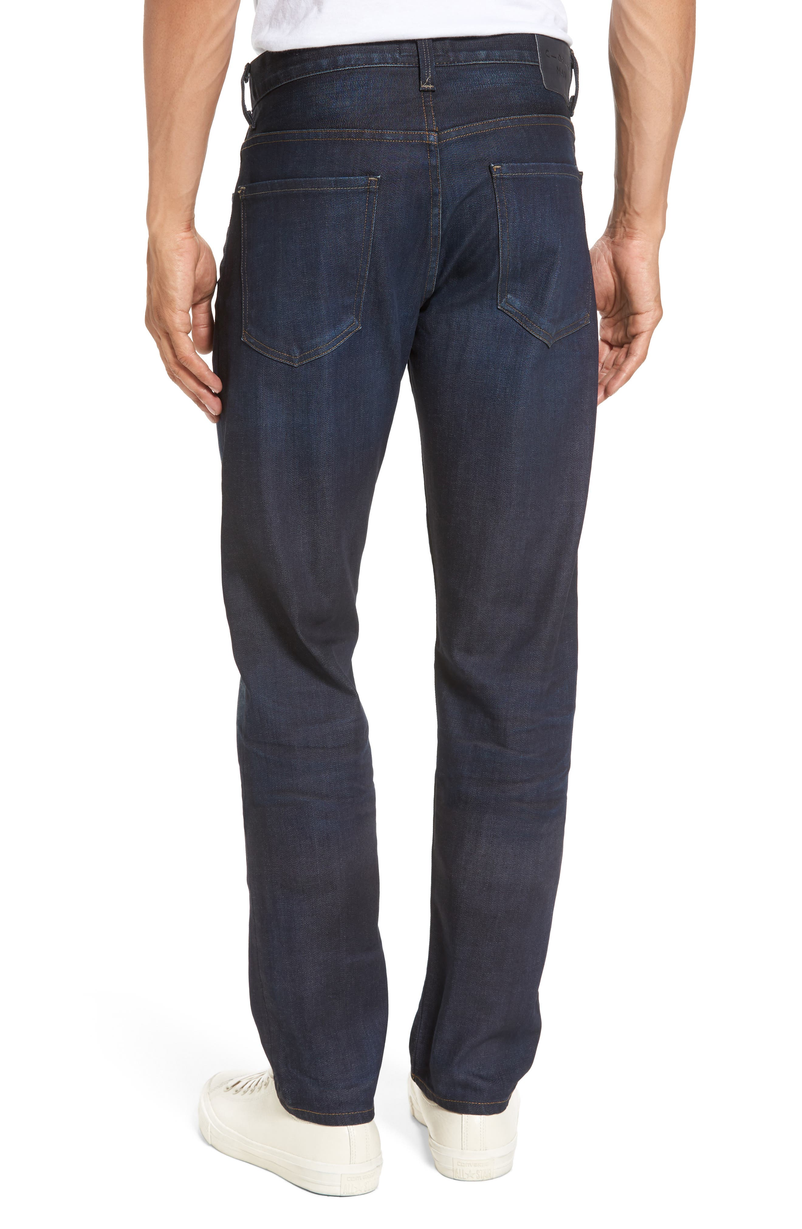 Alternate Image 2  - Citizens of Humanity Bowery Slim Fit Jeans (Huron) (Tall)