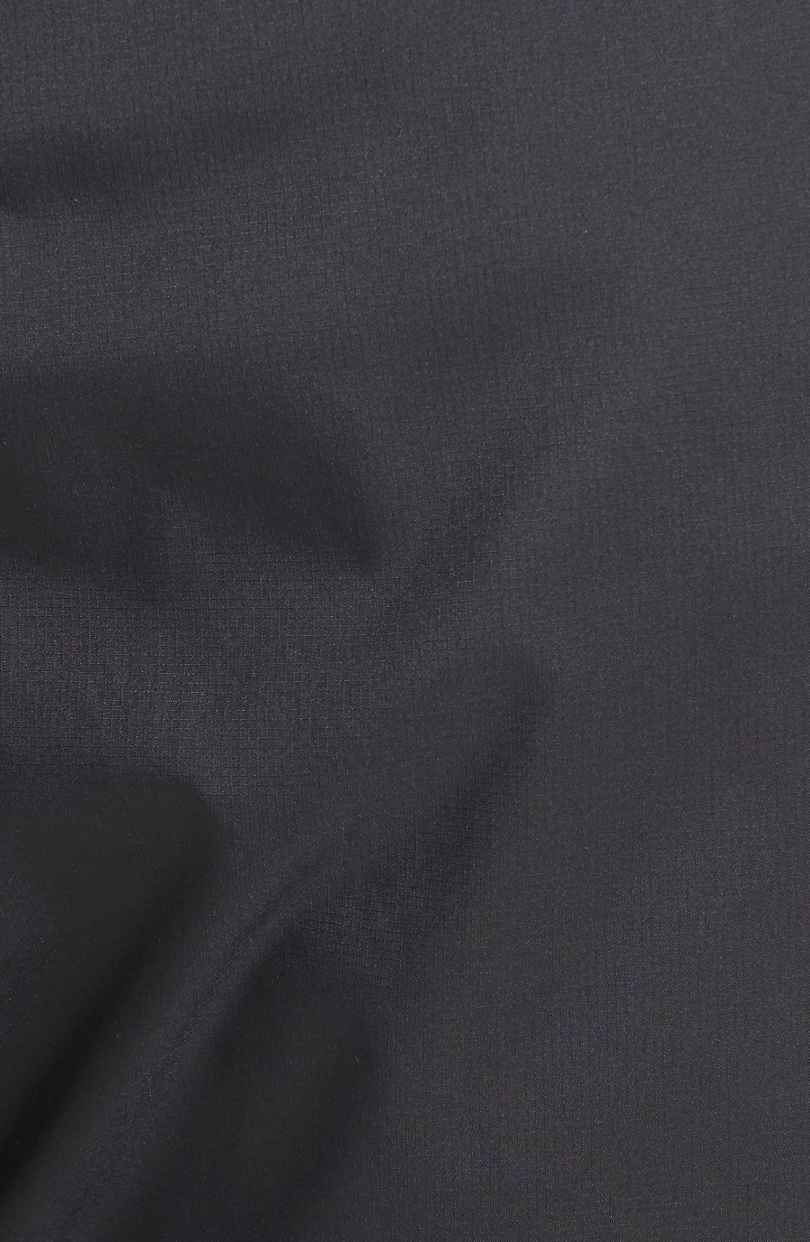 Windrunner Training Pants,                             Alternate thumbnail 7, color,                             Black/ Black/ Black/ White
