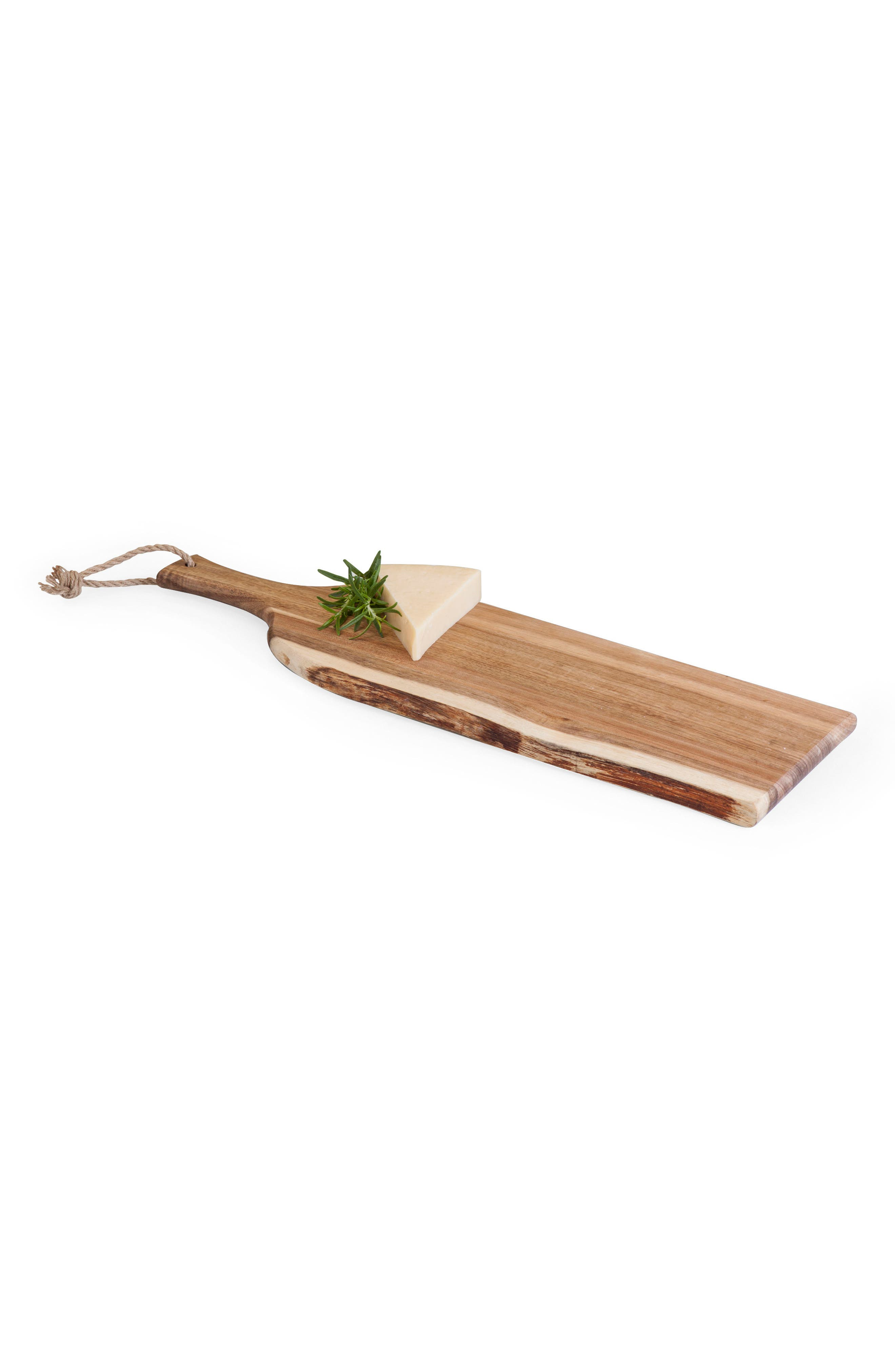 Artisan Acacia Serving Plank,                             Alternate thumbnail 2, color,                             Brown