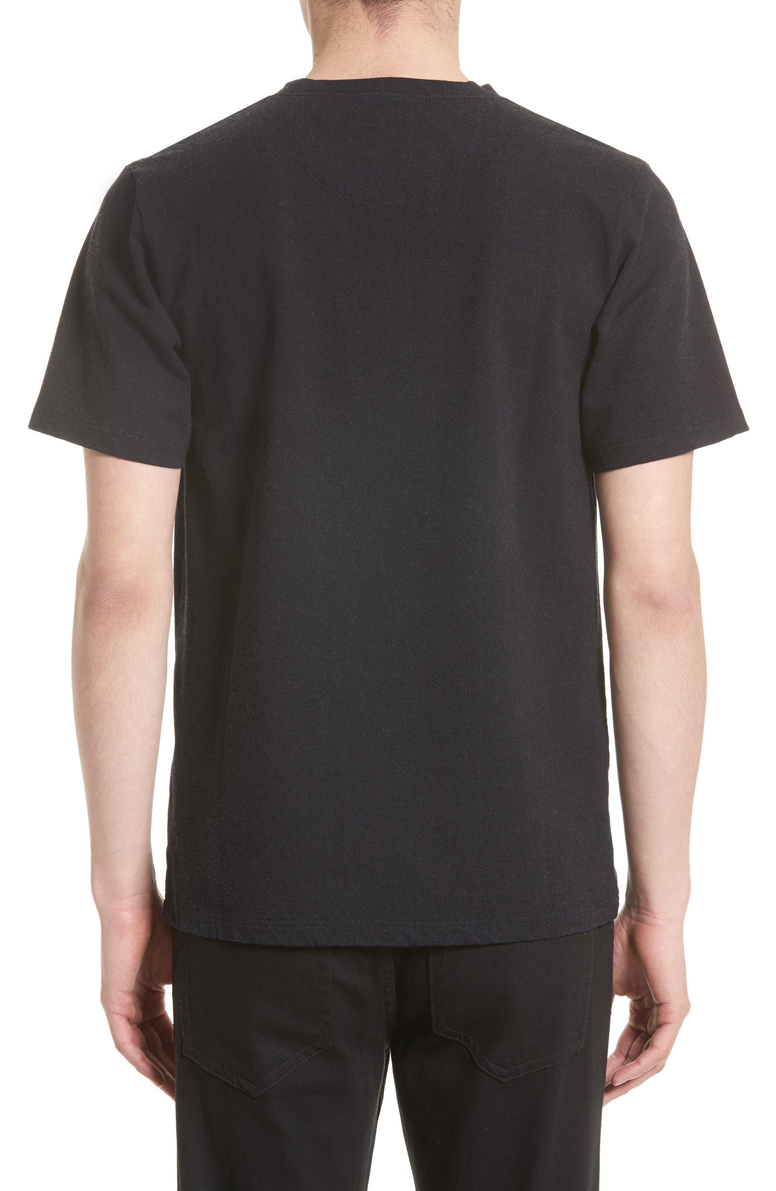 Alternate Image 2  - Saturdays NYC Randall Pocket T-Shirt