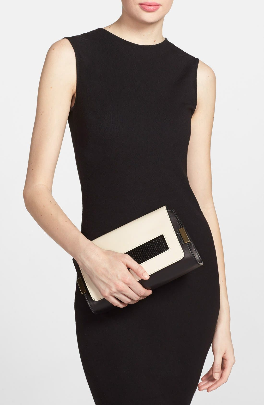 Alternate Image 2  - Chloé 'Elle Ayers Medium' Clutch