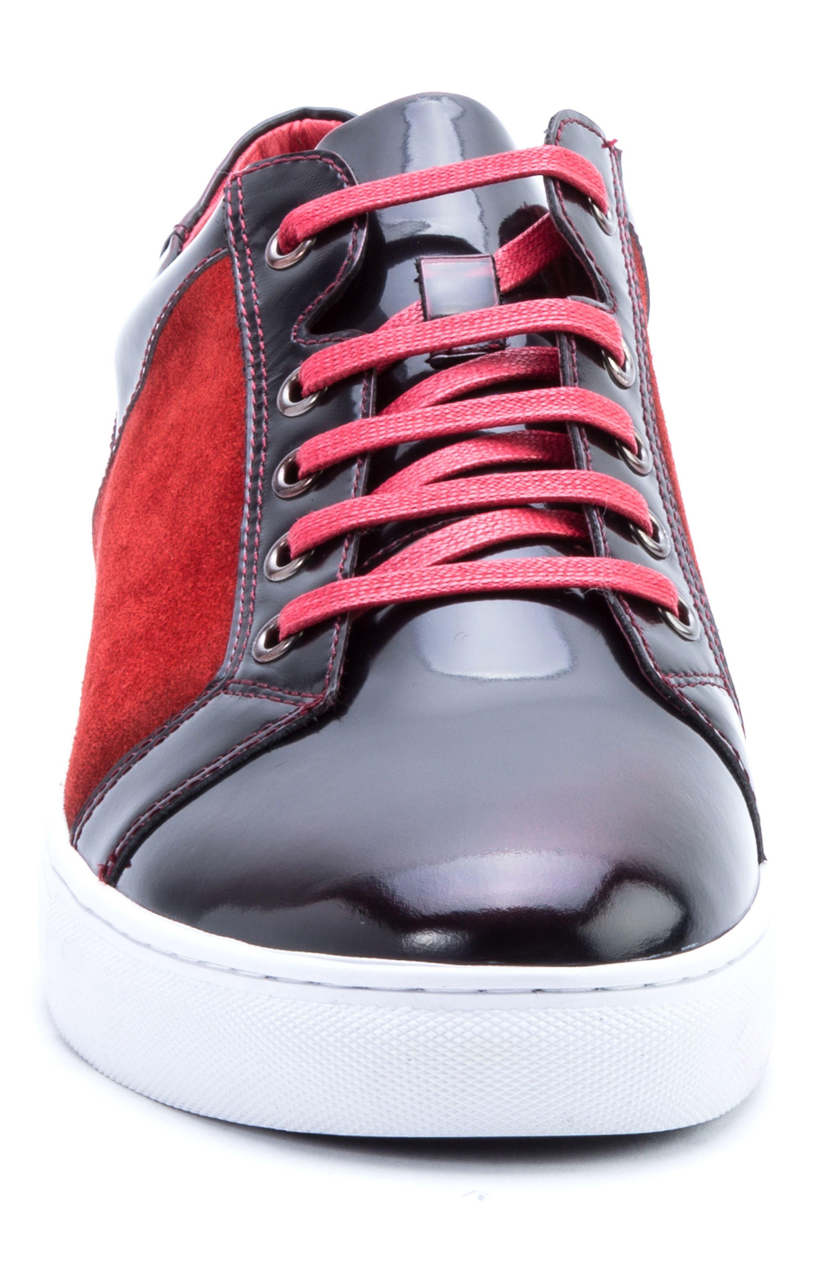 Alternate Image 4  - Badgley Mischka Lockhart Sneaker (Men)