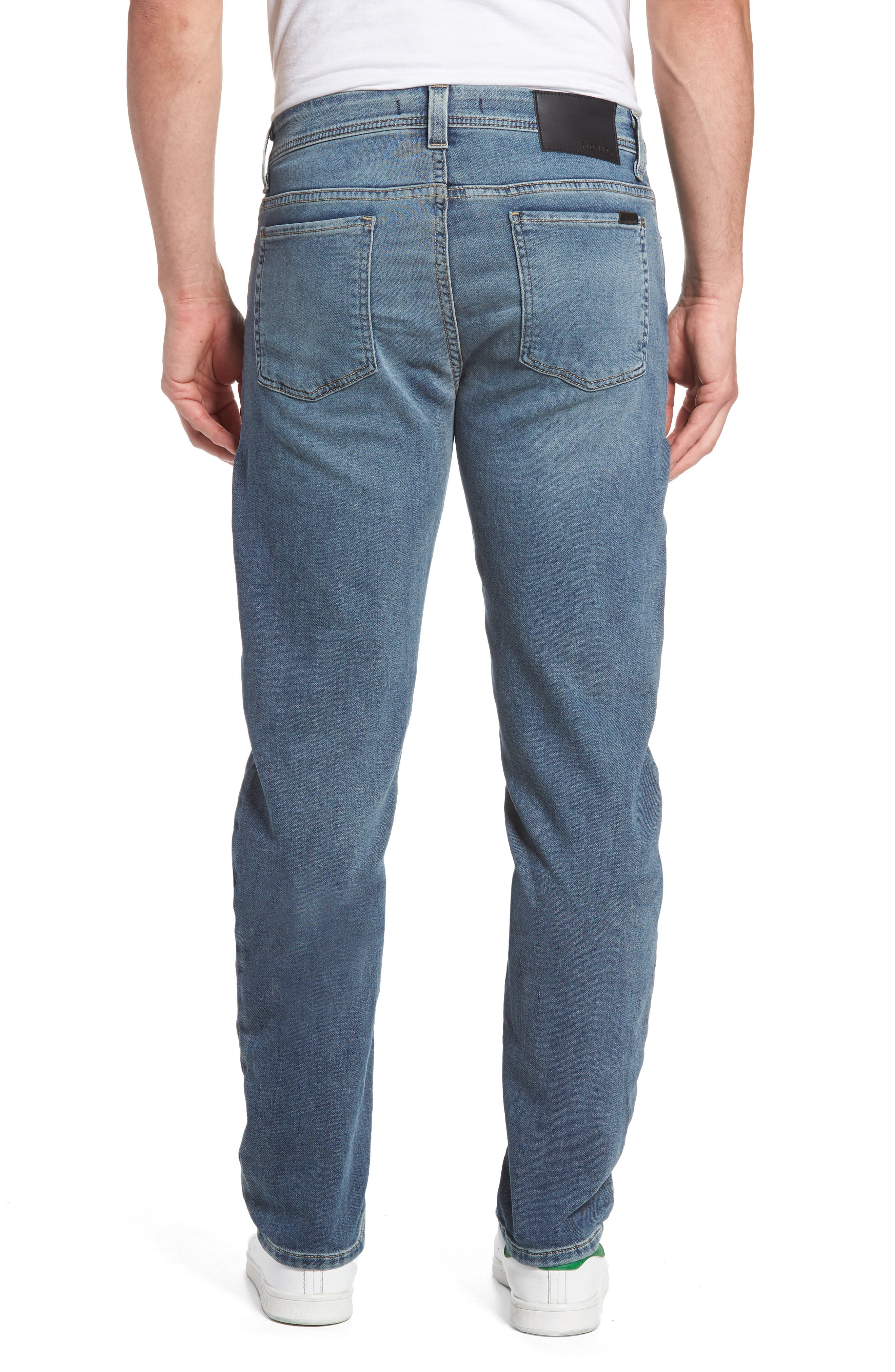 Jimmy Slim Straight Leg Jeans,                             Alternate thumbnail 2, color,                             Oxy Vox Vintage