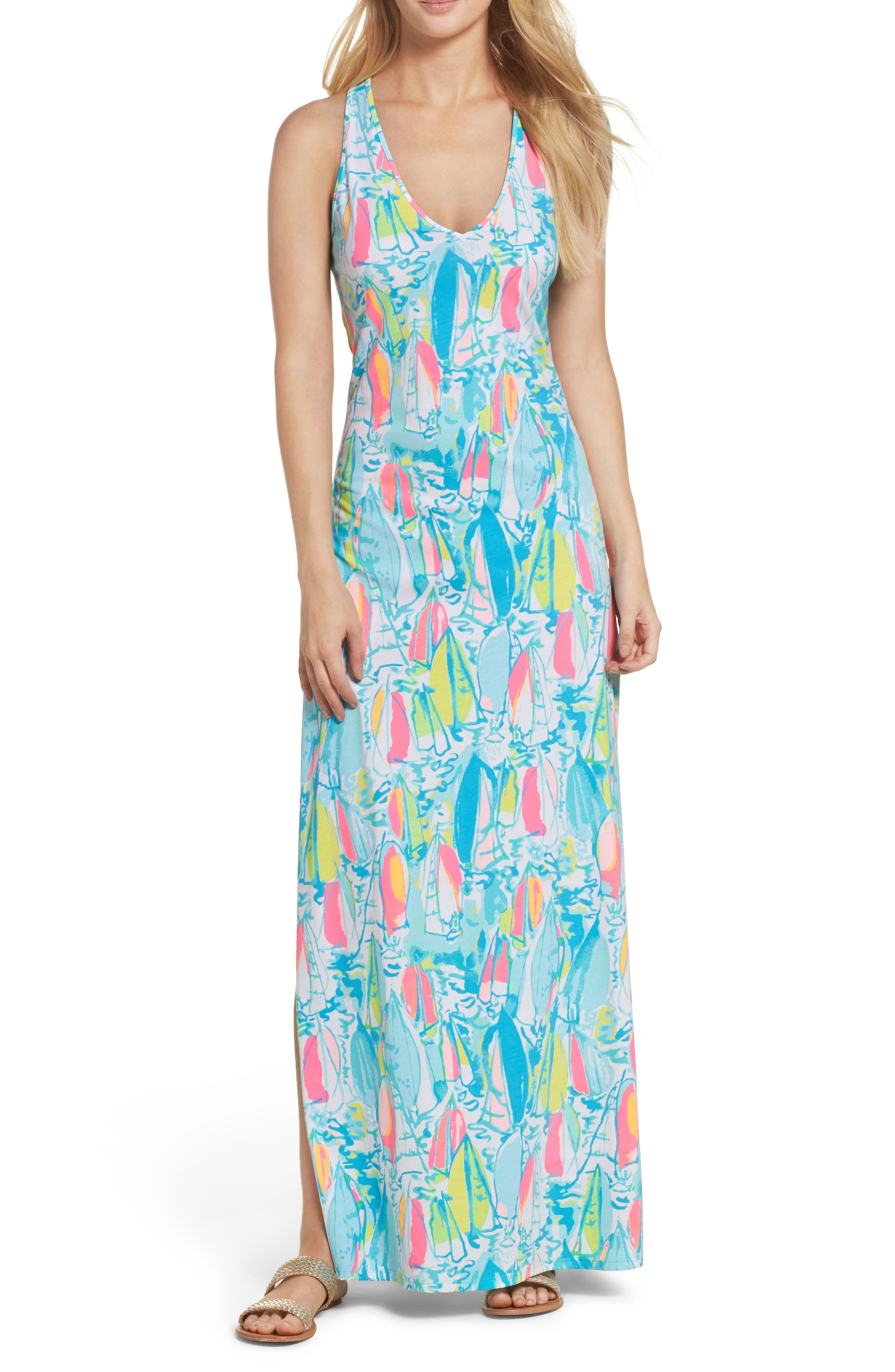 Lilly Pulitzer® Kerri Maxi Dress
