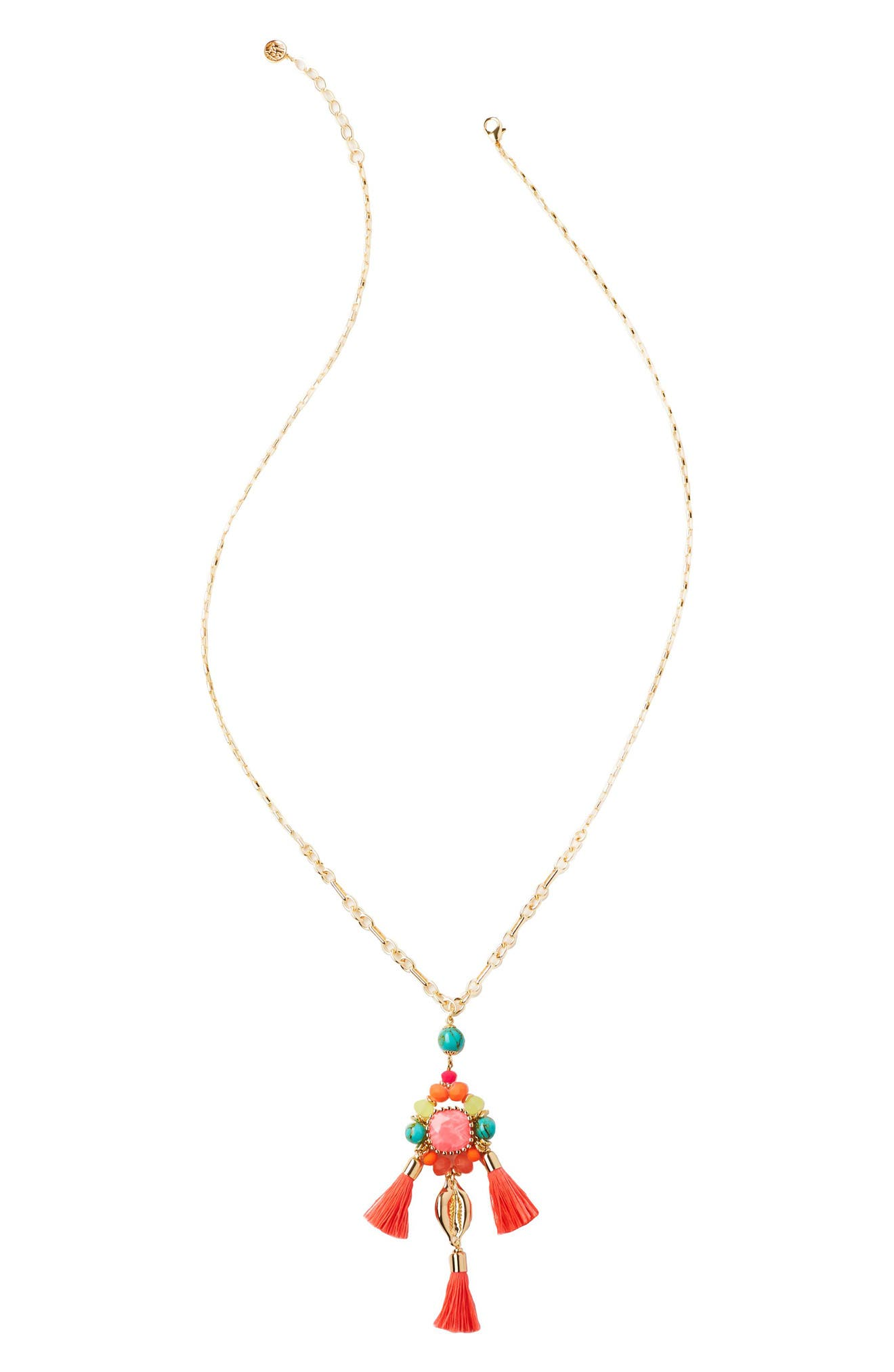 Lilly Pulitzer® Sunset Long Pendant Necklace