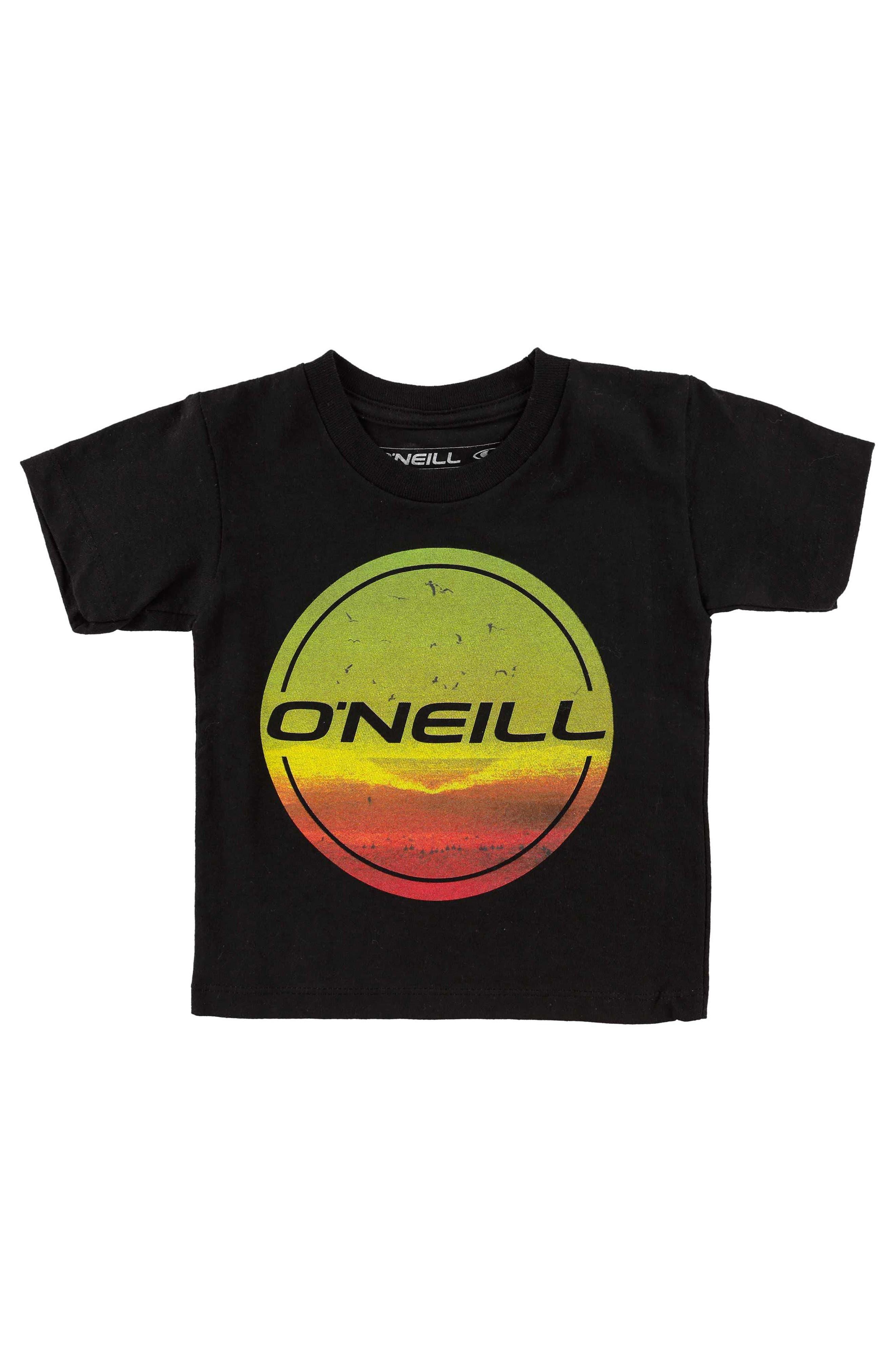 Main Image - O'Neill Birds T-Shirt (Toddler Boys & Little Boys)