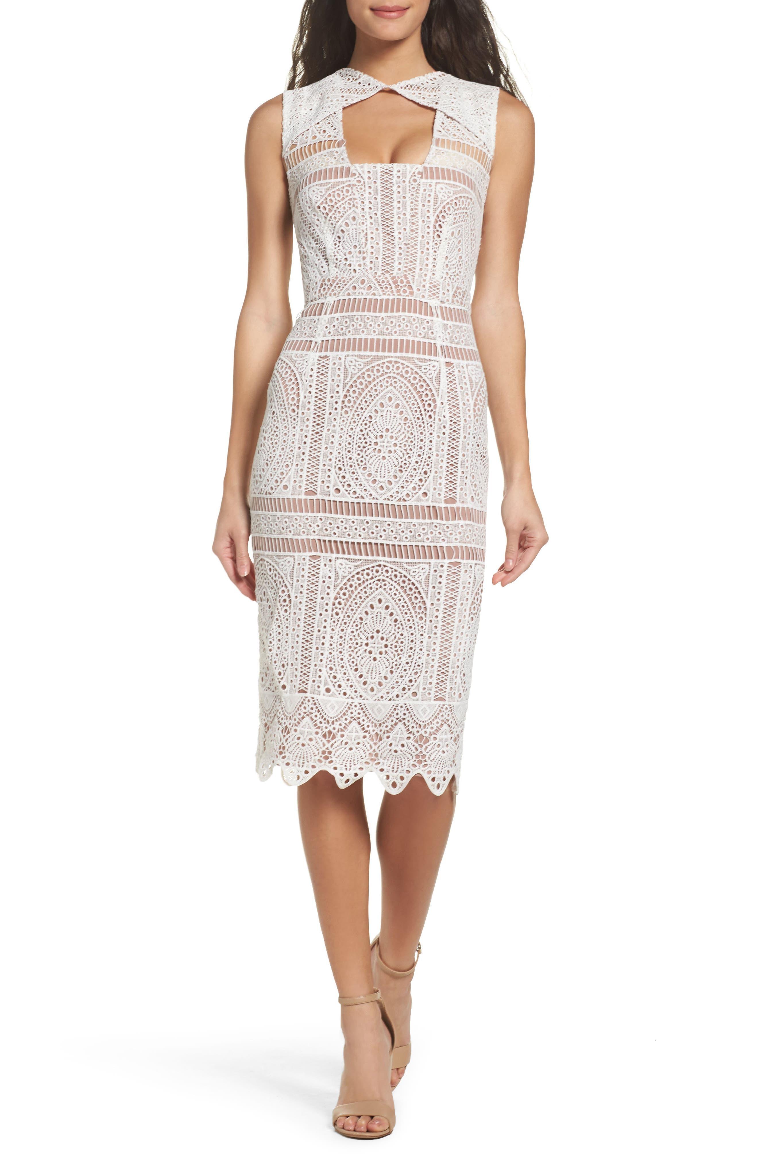 COOPER ST The Last Hurrah Sheath Dress