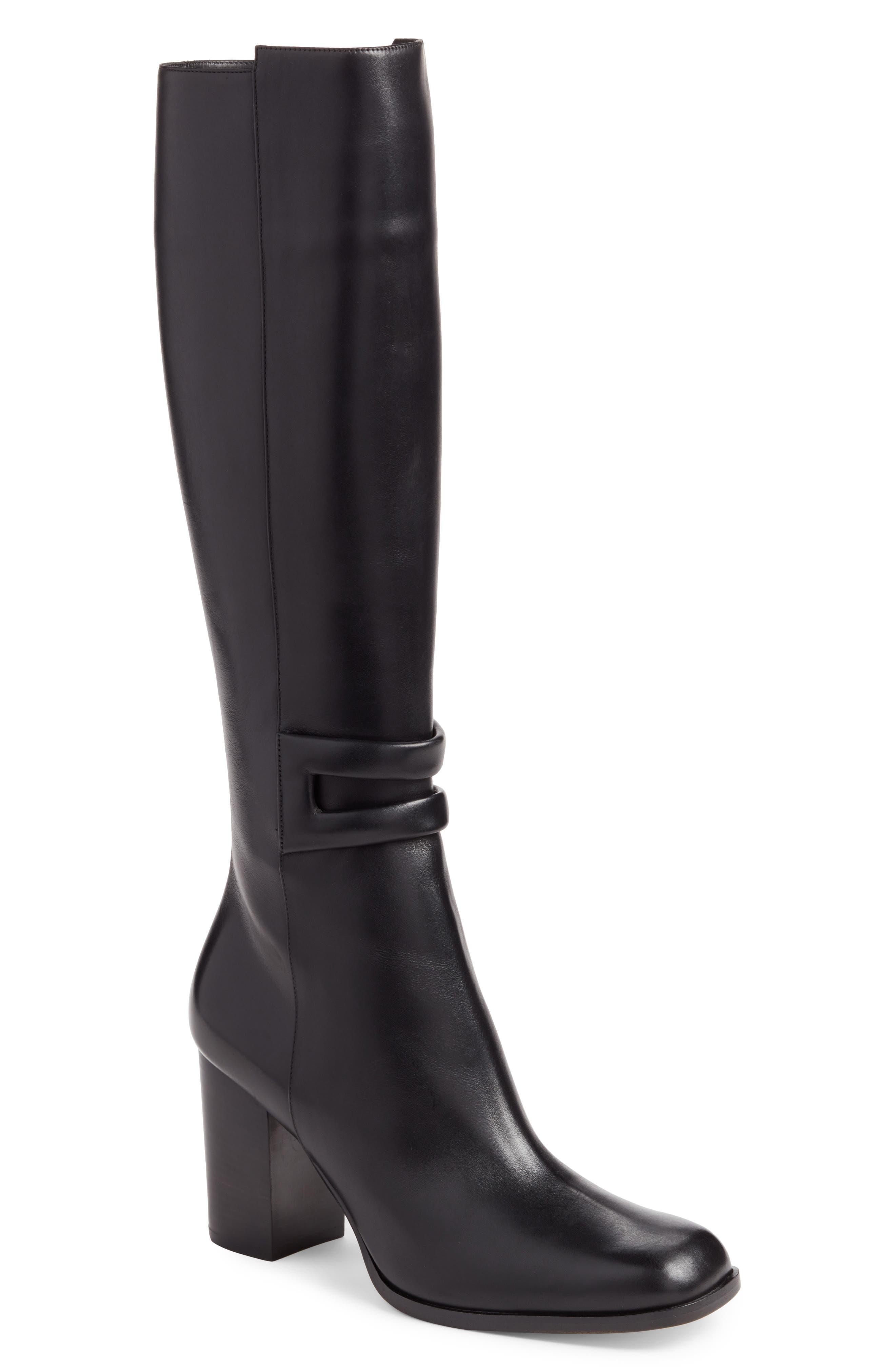 Loewe Knee High Boot (Women)