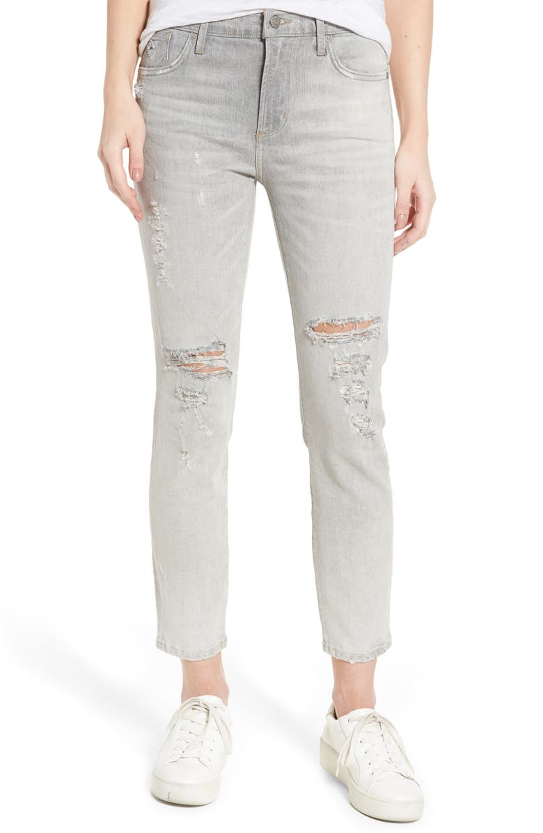 Sophie High Waist Skinny Jeans