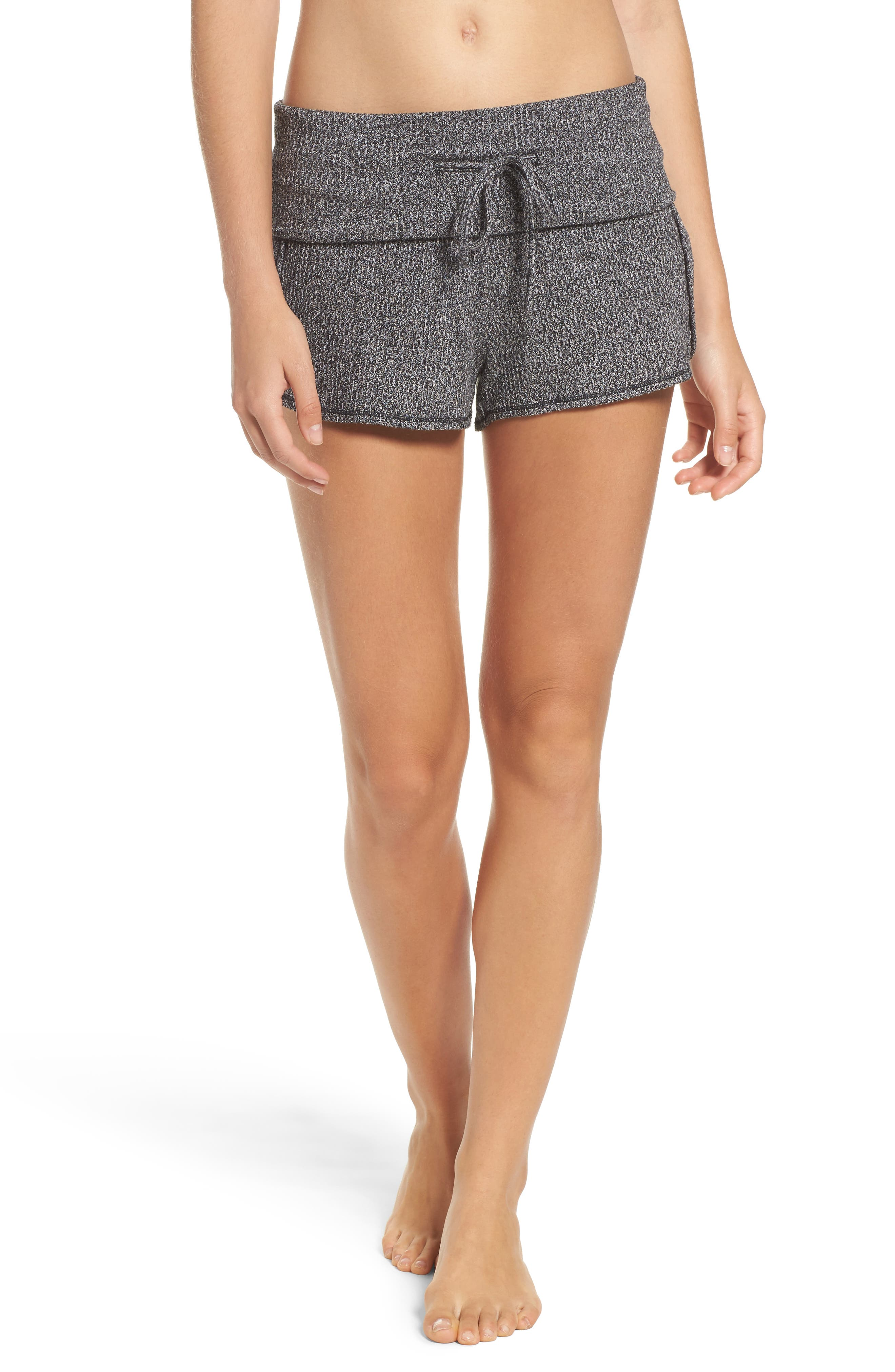 Zella High Kick Mélange Shorts