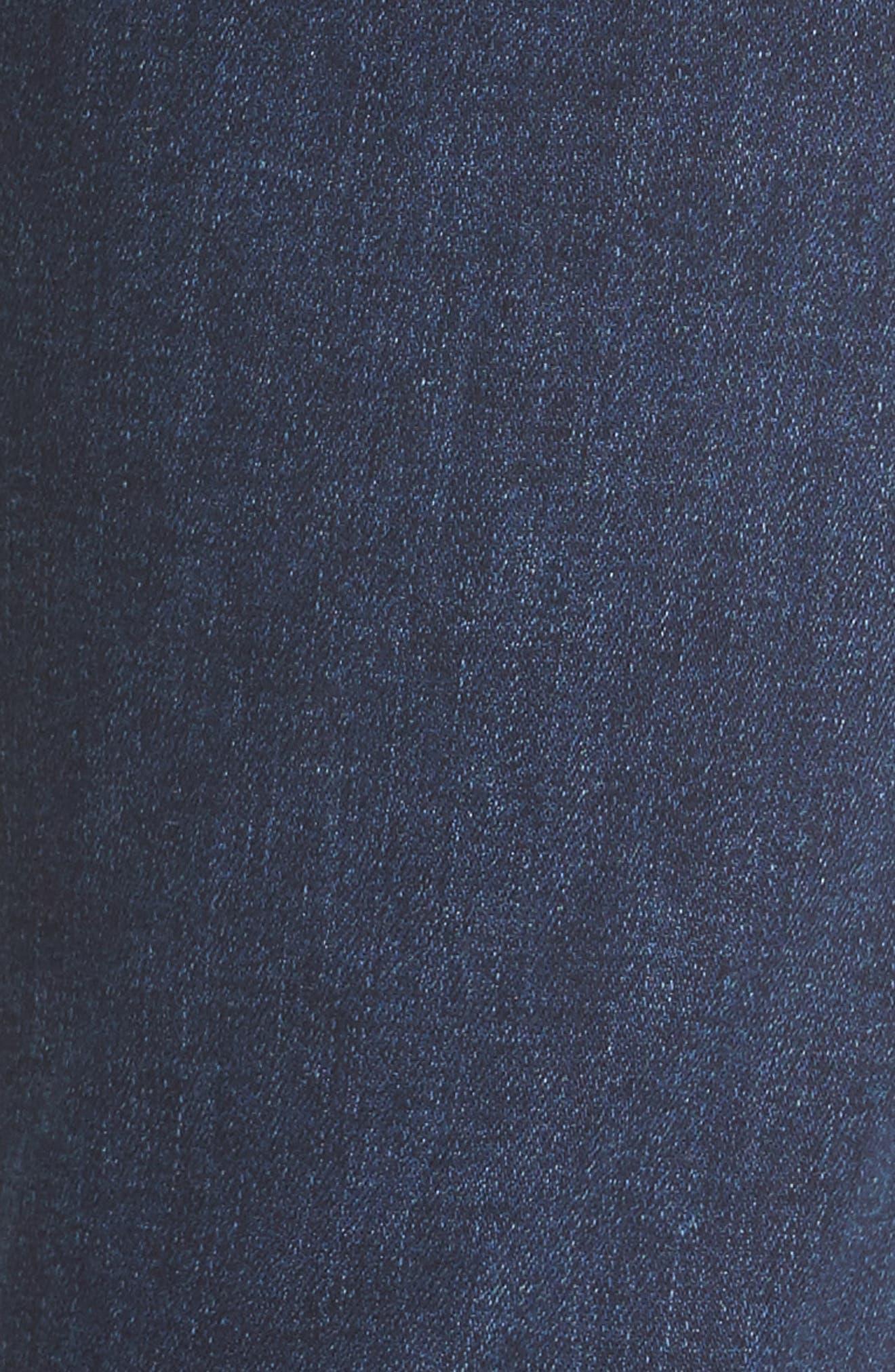 Crop Bootcut Jeans,                             Alternate thumbnail 5, color,                             Stunning Bleeker 3- Stu3