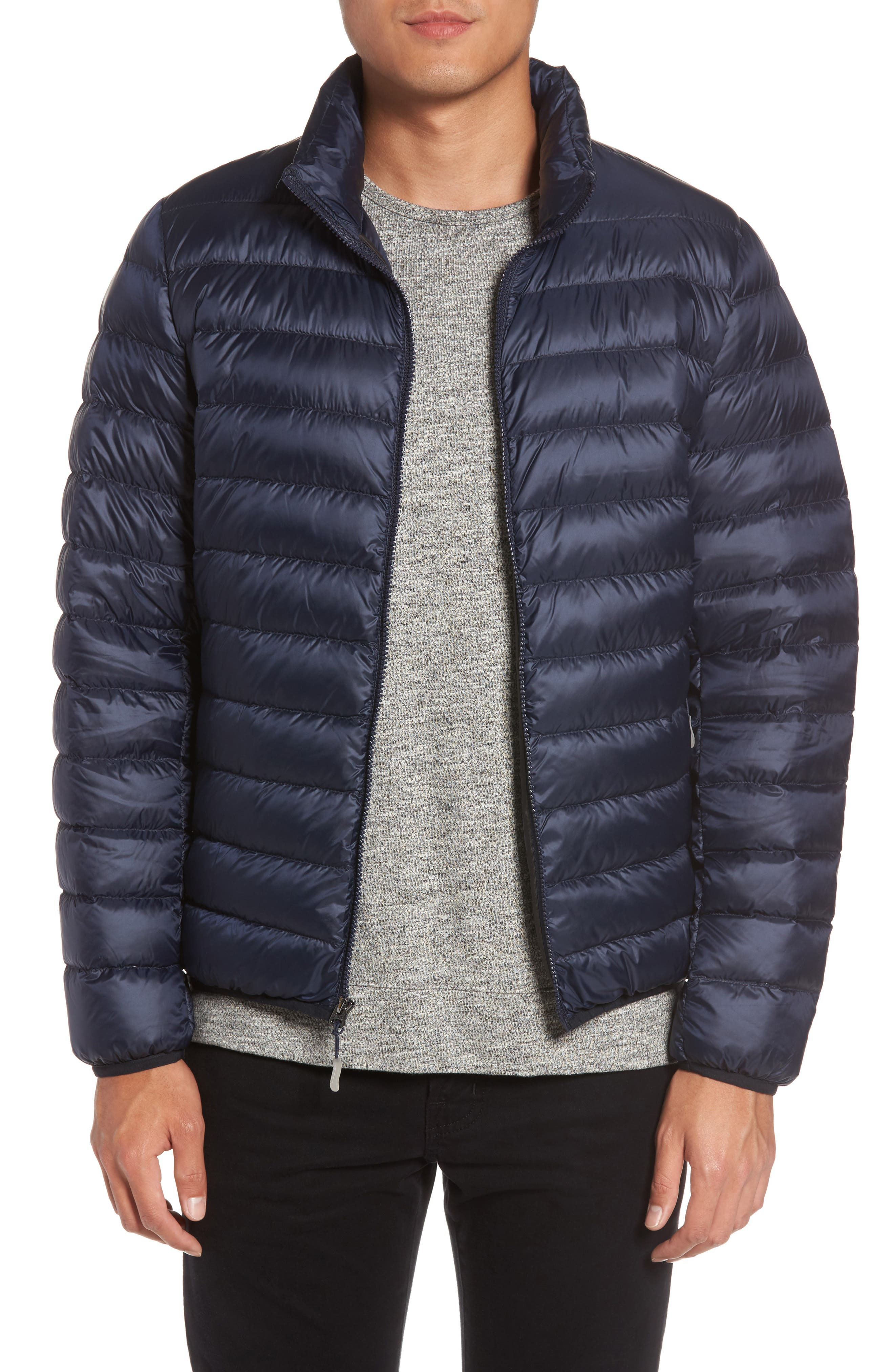 Alternate Image 1 Selected - Tumi Pax Packable Quilted Jacket