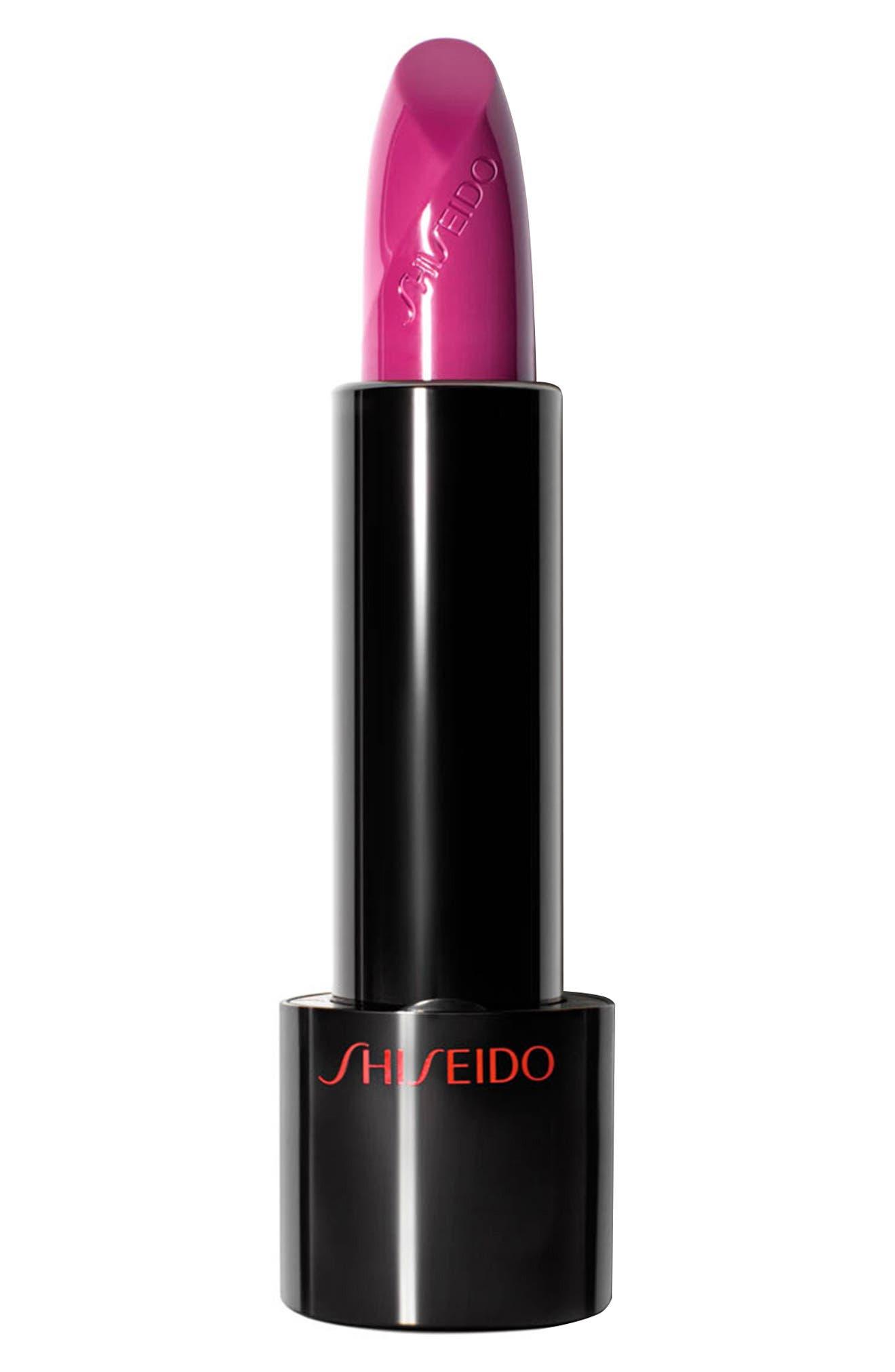 Rouge Rouge Lipstick,                             Main thumbnail 1, color,                             Peruvian Pink