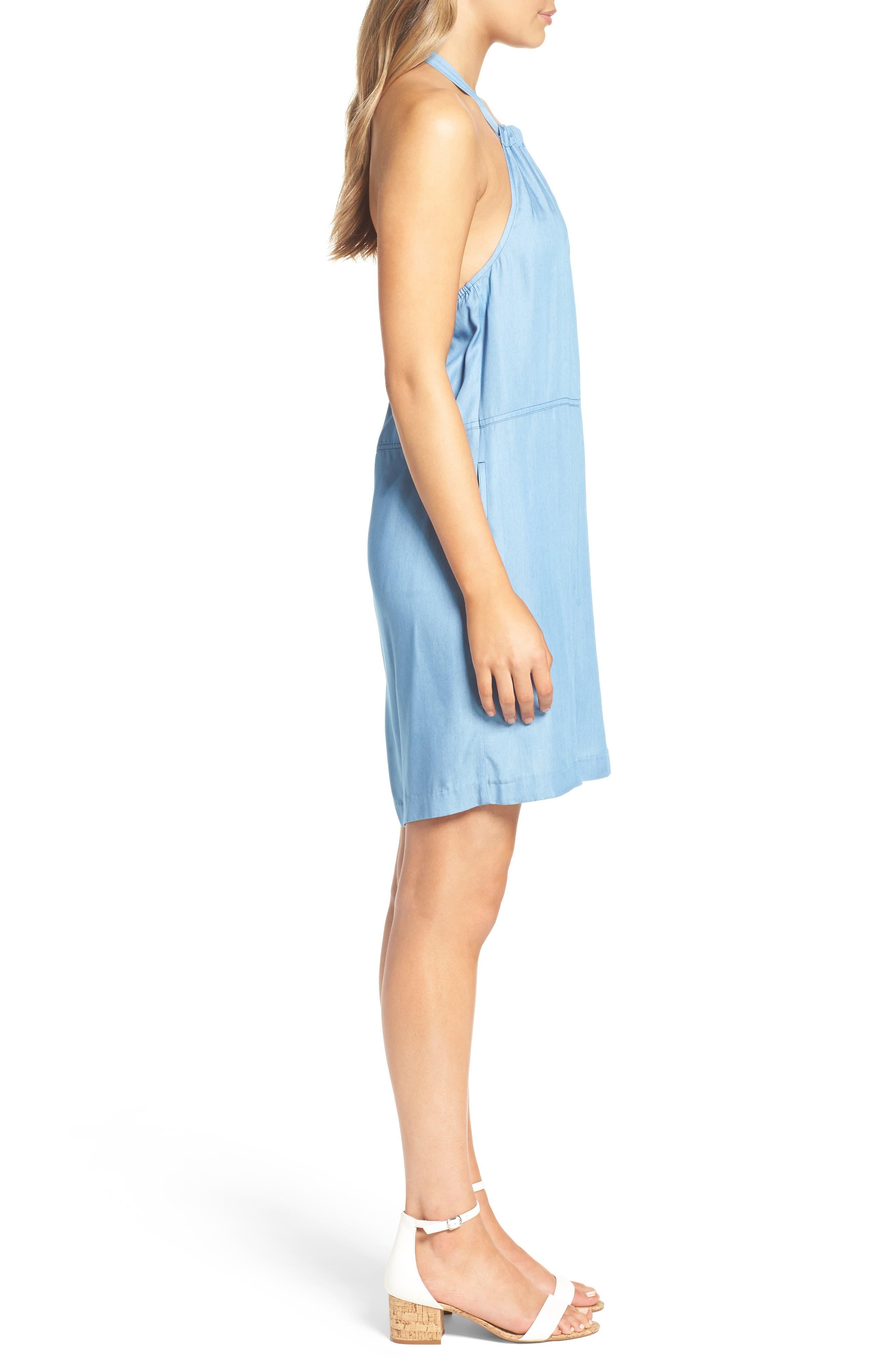 Alternate Image 4  - Ali & Jay El Sol Halter Dress