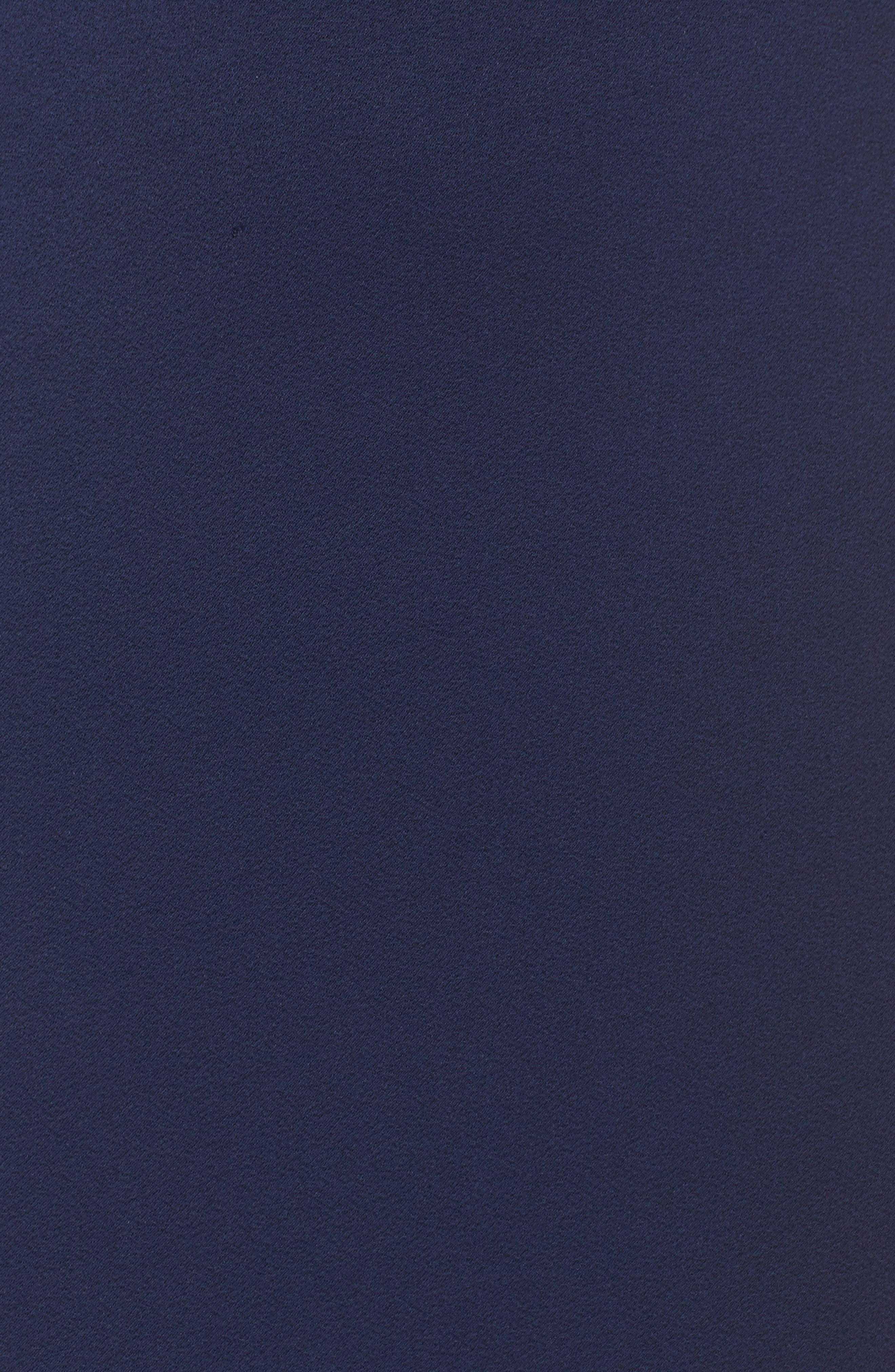 Alternate Image 5  - Shoshanna Daviot Ruffle Tiered Gown