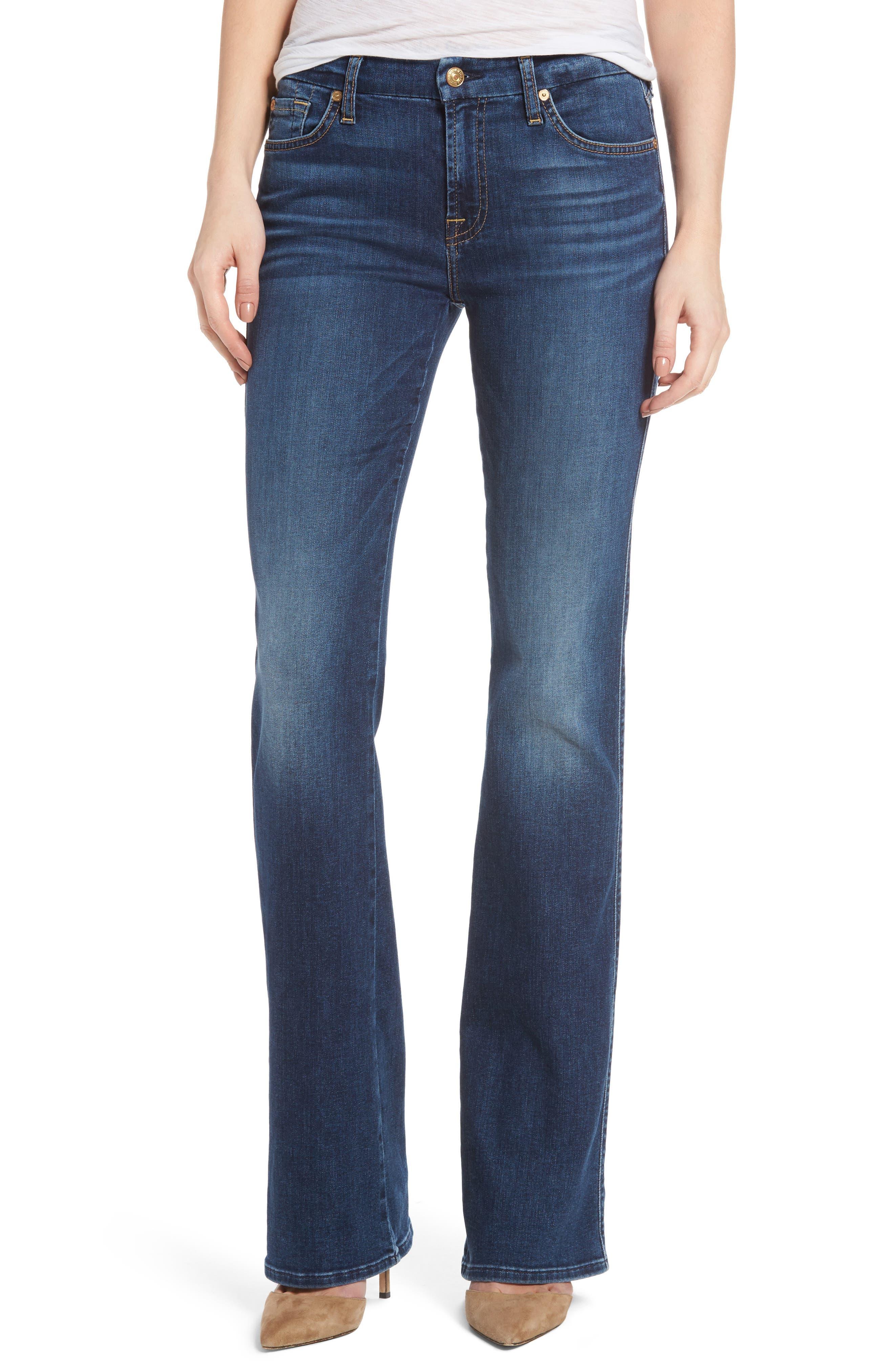 Kimmie Bootcut Jeans,                         Main,                         color, Stunning Bleeker- Stun