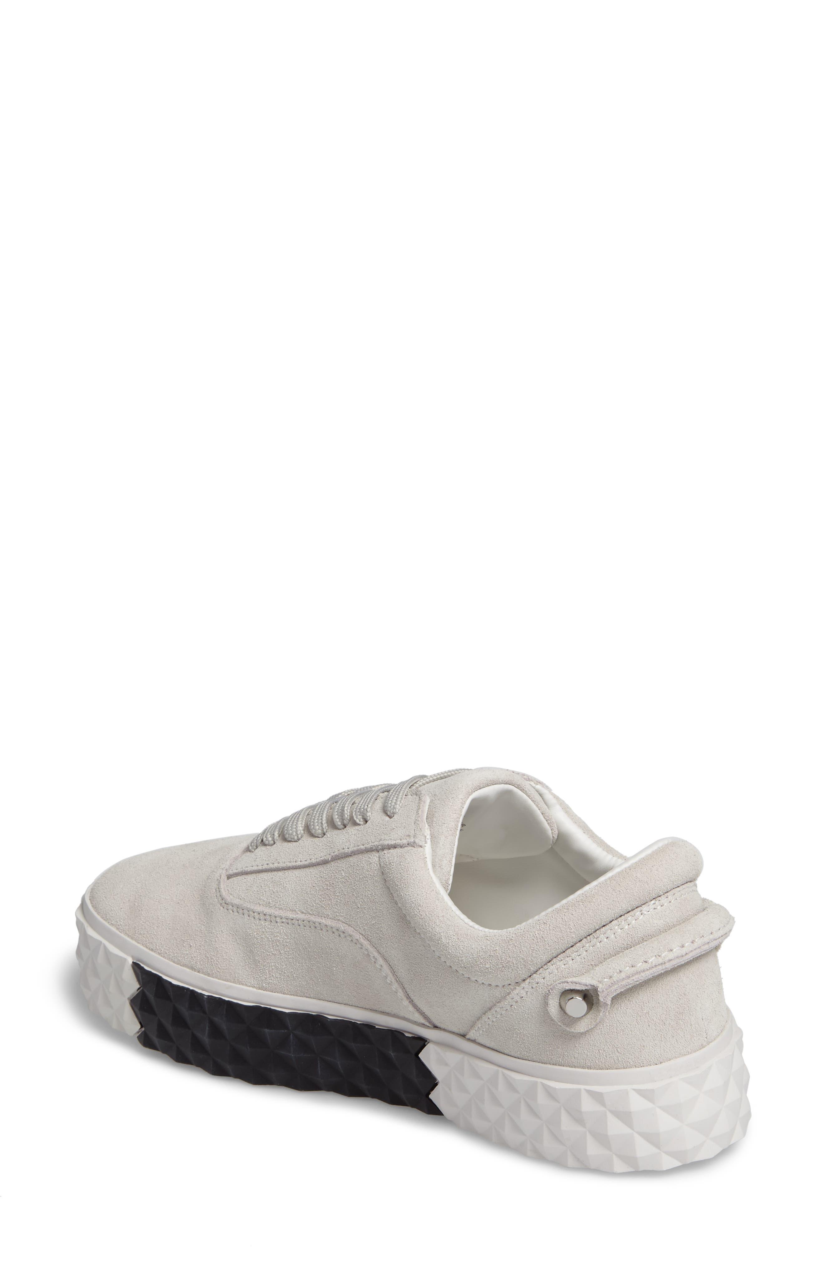 Reign Platform Sneaker,                             Alternate thumbnail 2, color,                             White