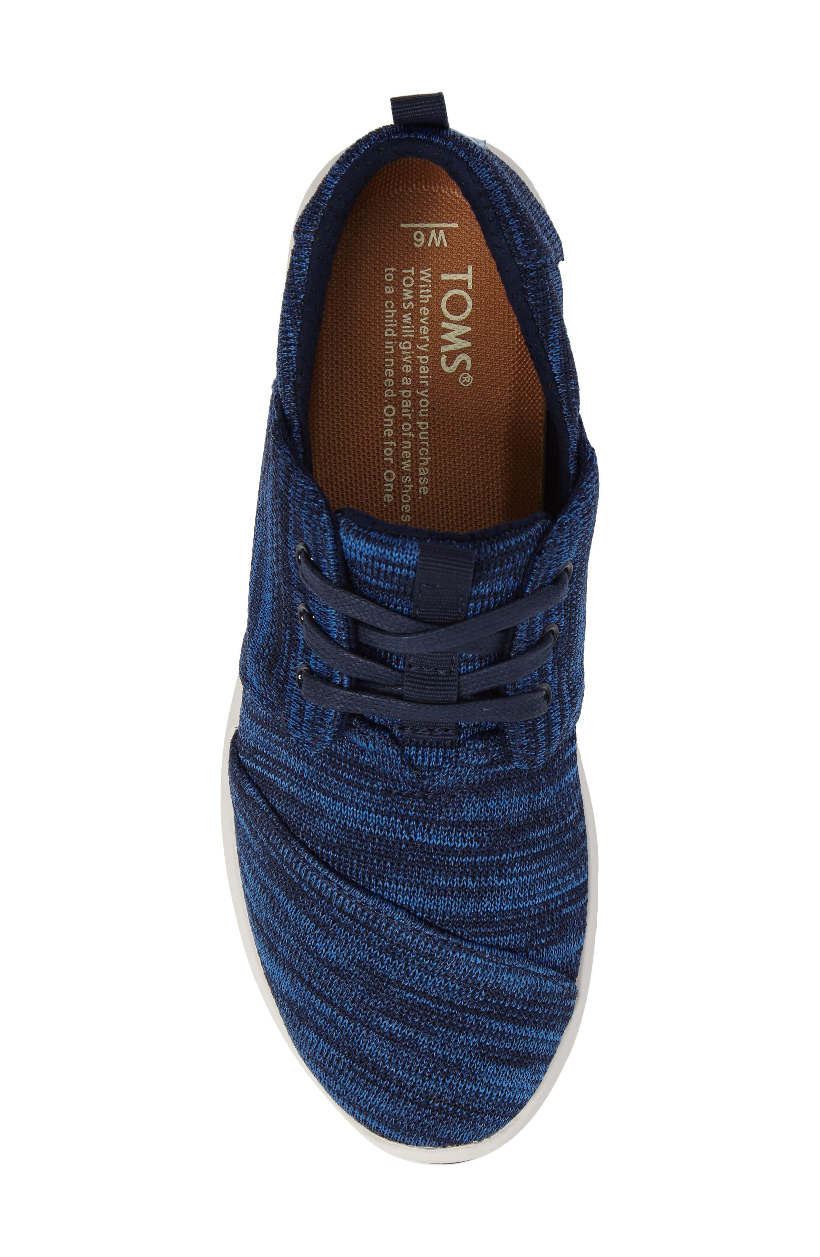 Alternate Image 5  - TOMS 'Del Ray' Sneaker (Women)