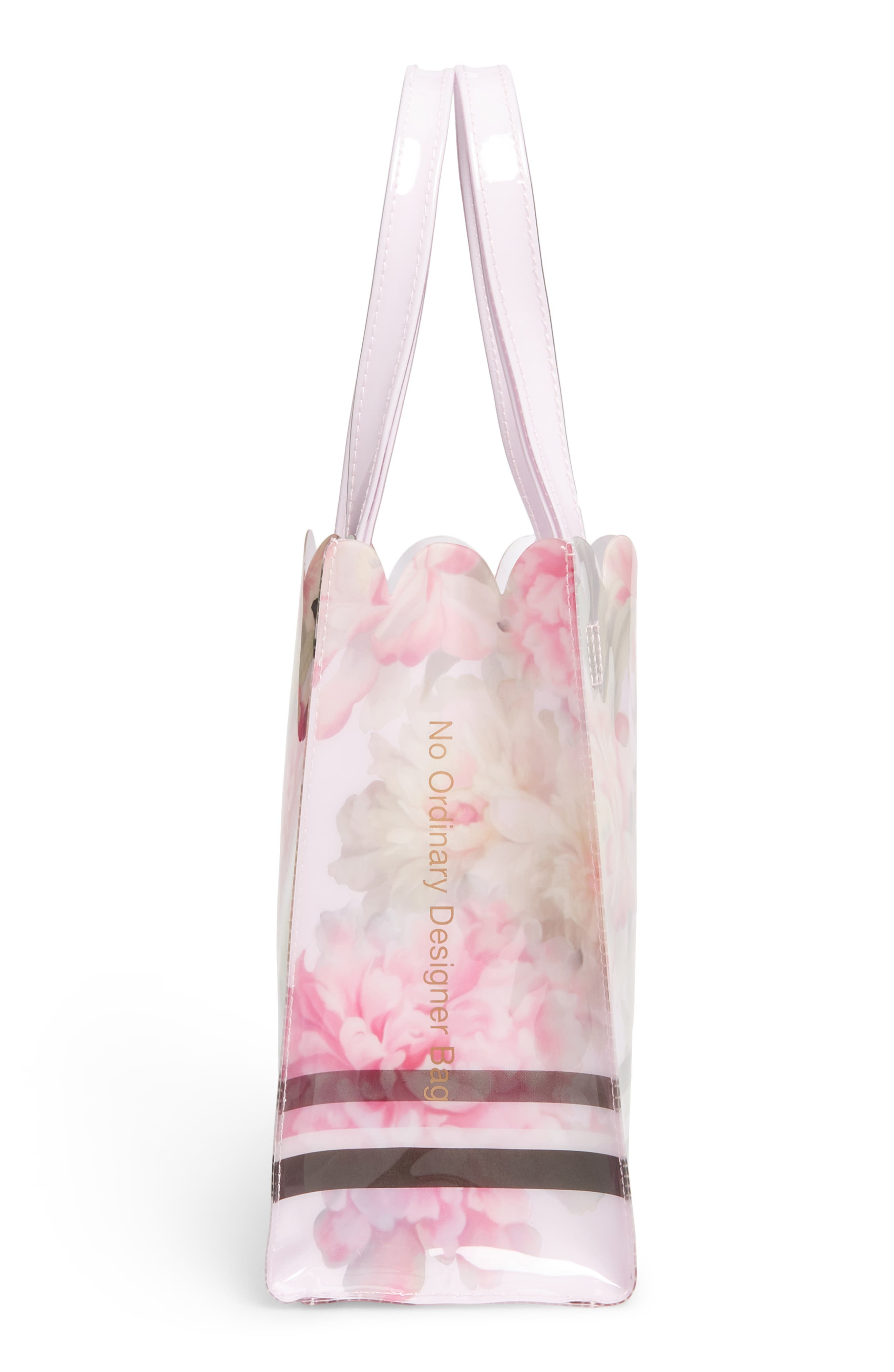 Alternate Image 4  - Ted Baker London Painted Posie Small Icon Bag