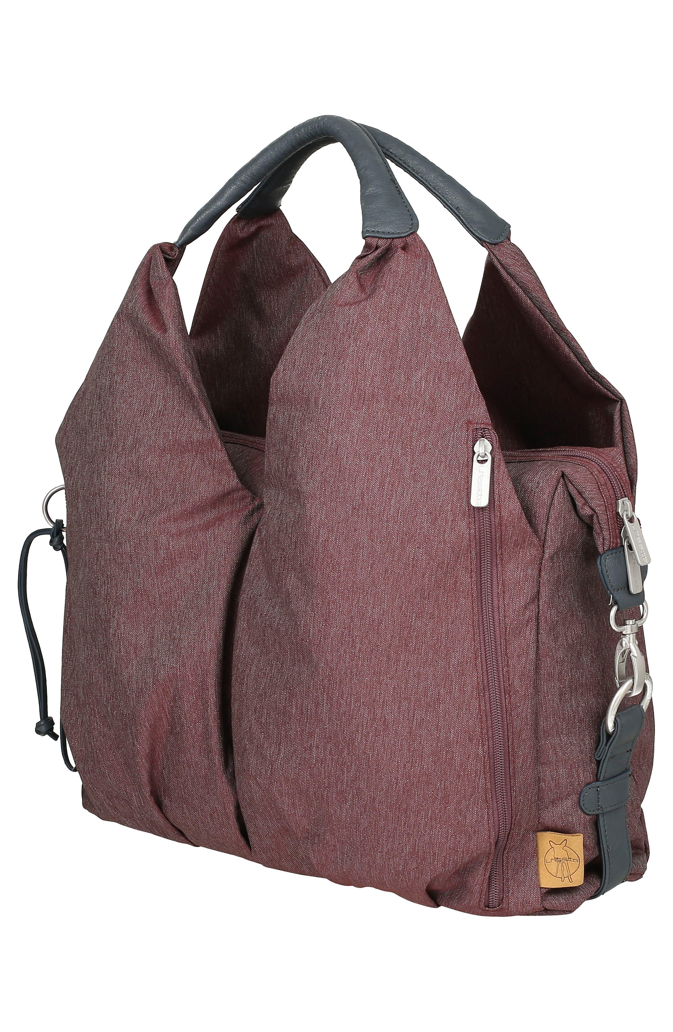 Alternate Image 2  - Lässig 'Green Label - Neckline' Diaper Bag