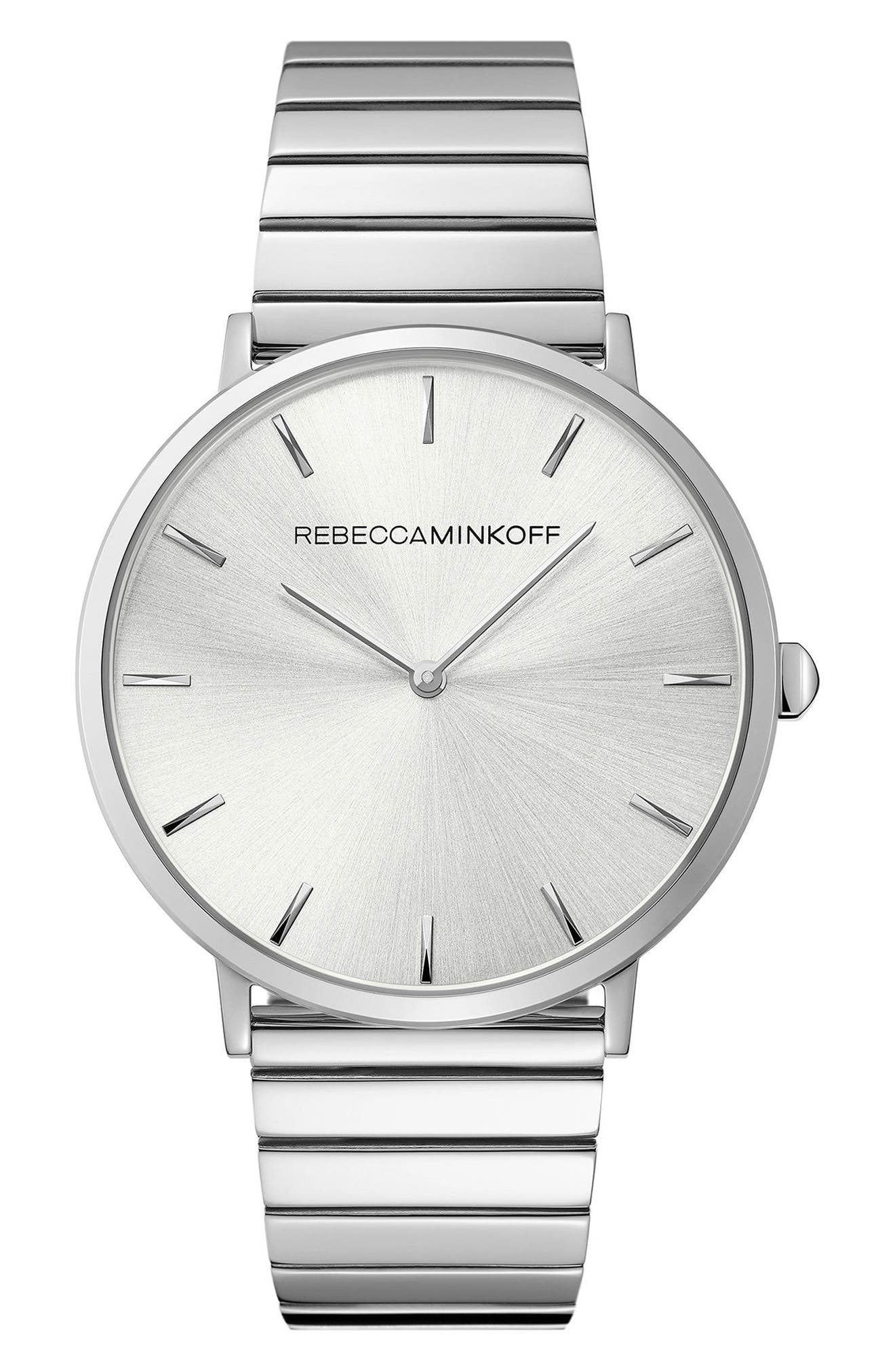 Rebecca Minkoff Major Bracelet Watch, 40mm