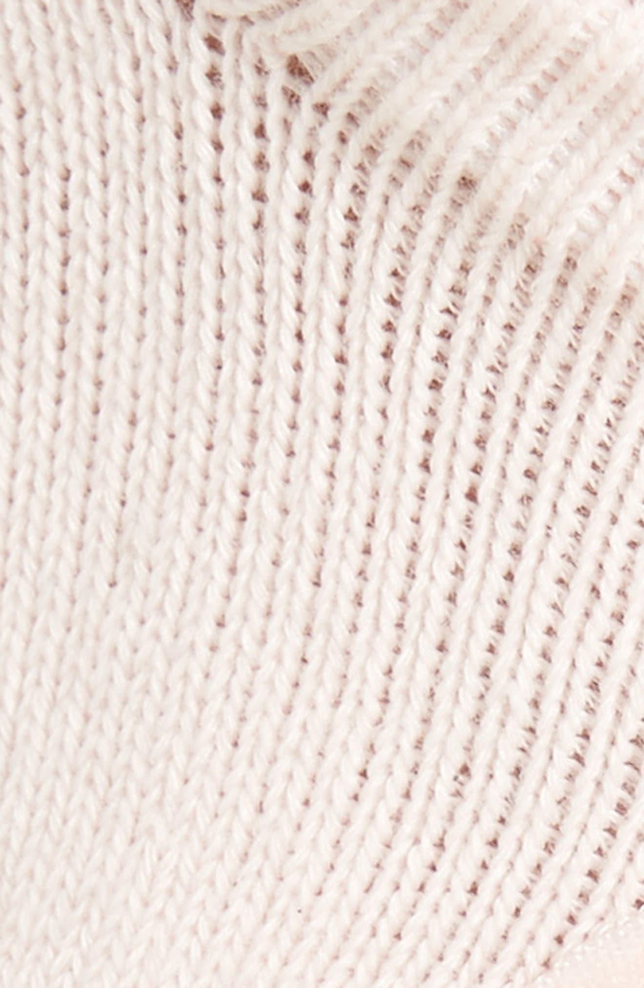 Alternate Image 2  - ToeSox 'Dance Plié' Half-Toe Gripper Socks
