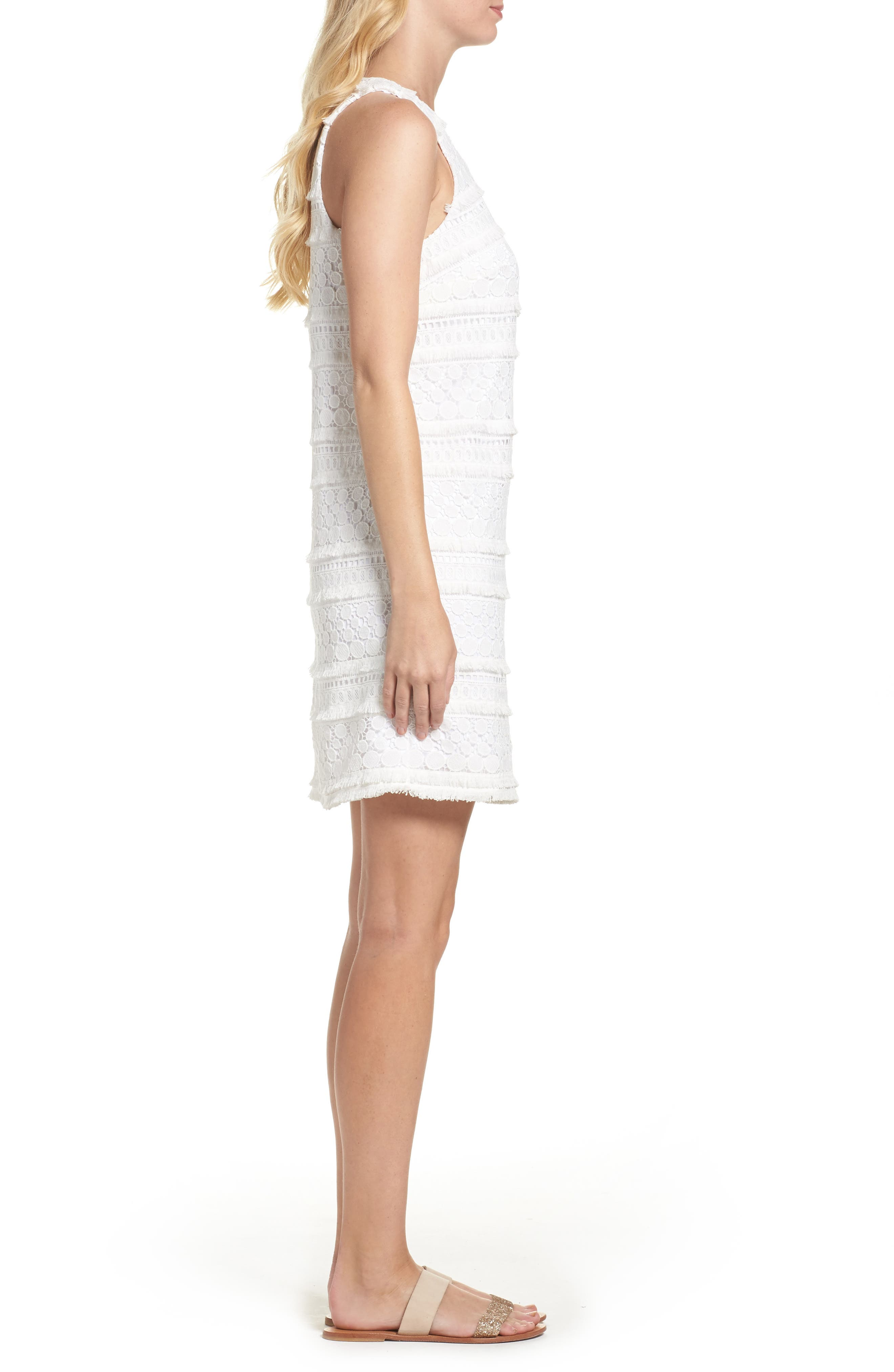 Alternate Image 3  - Lilly Pulitzer® Anette Lace Shift Dress