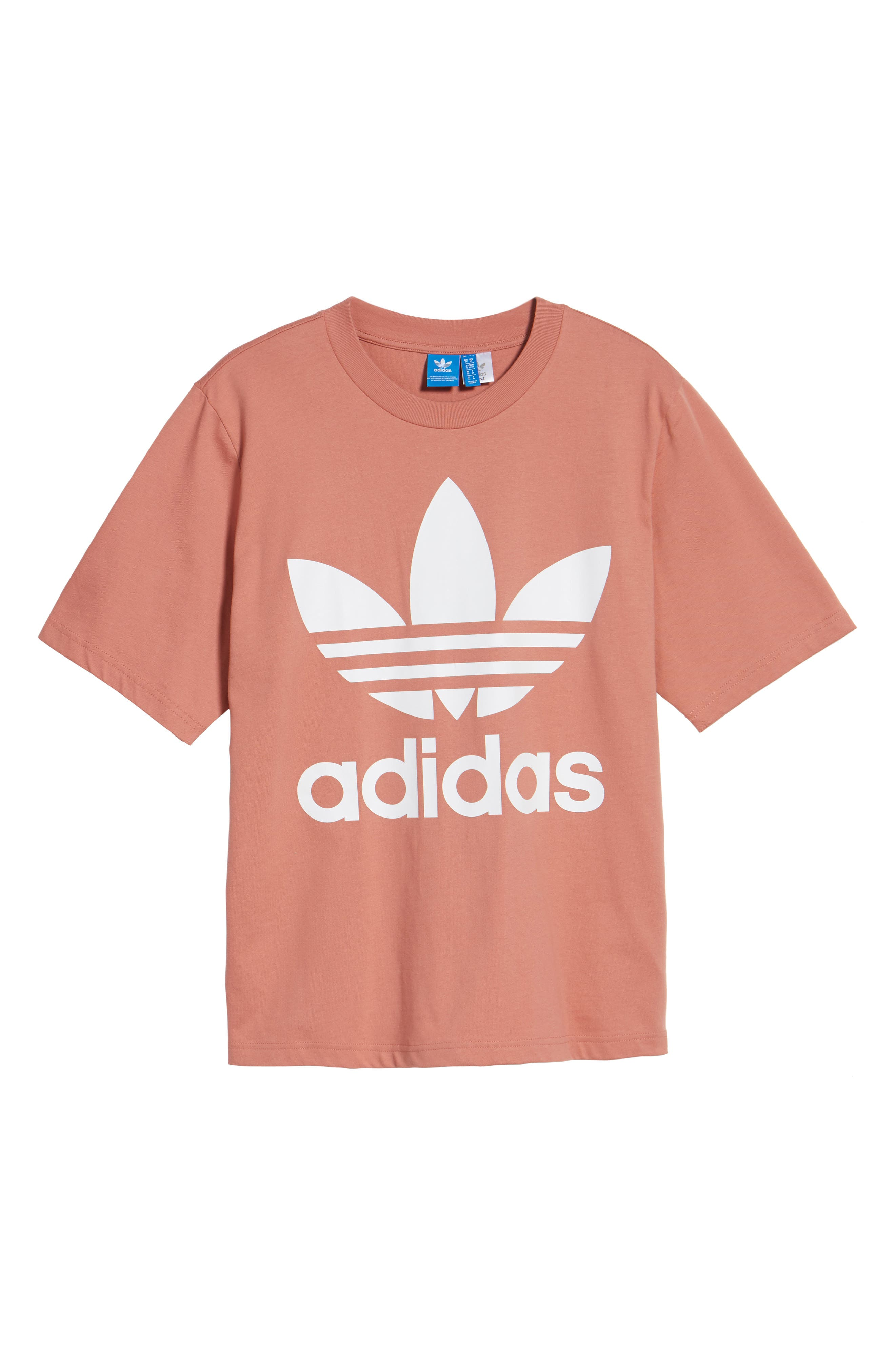 Alternate Image 6  - adidas Originals AC Boxy Oversize T-Shirt