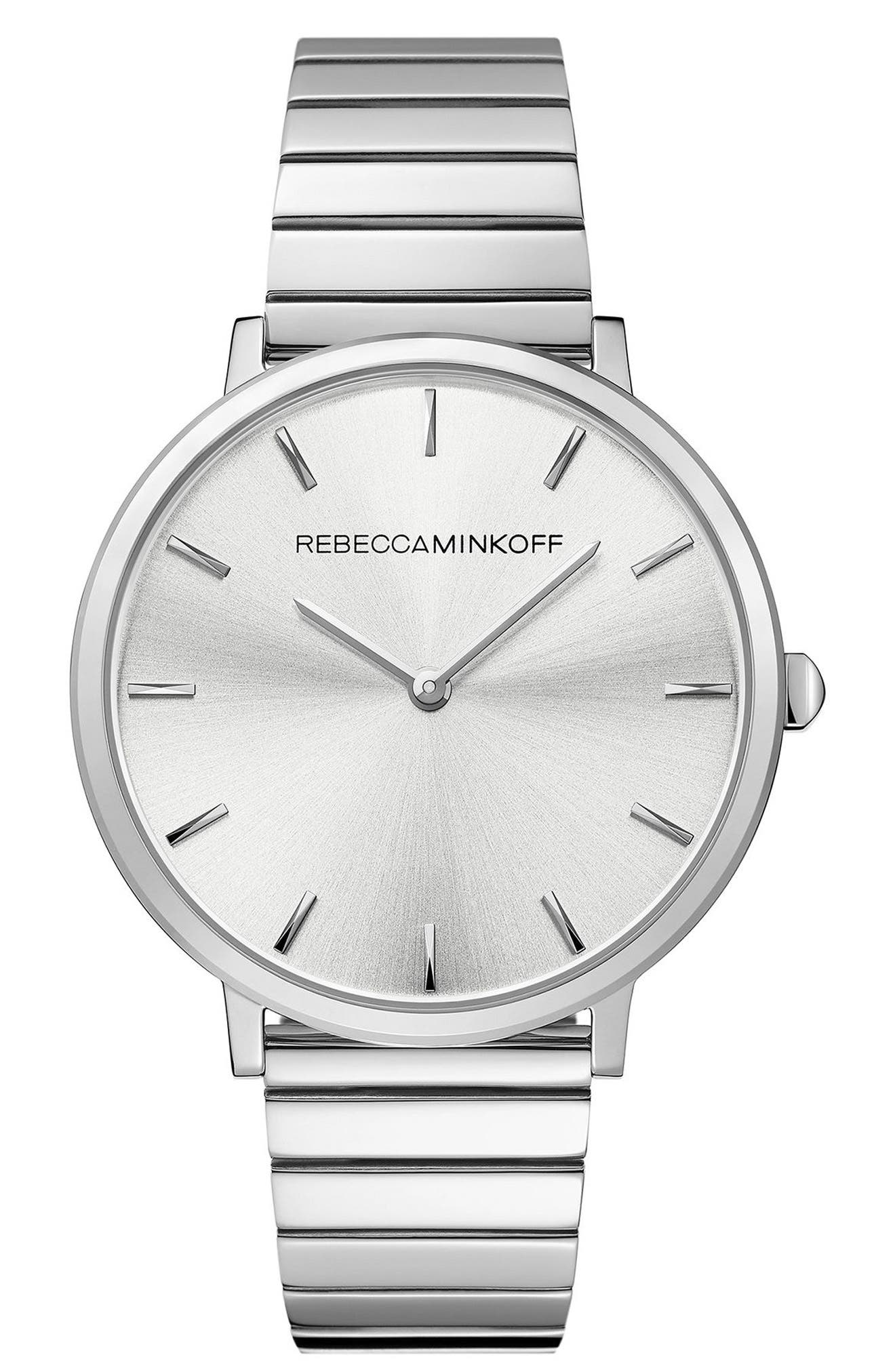 REBECCA MINKOFF Major Bracelet Watch, 35mm
